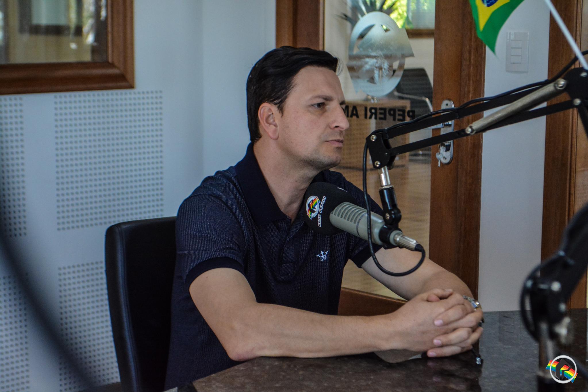VÍDEO: Peperi fala sobre o rotativo e vias de mão única no município