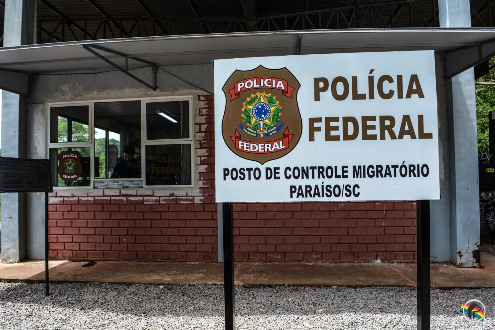 OUÇA; Posto da Polícia Federal é inaugurado em Paraíso
