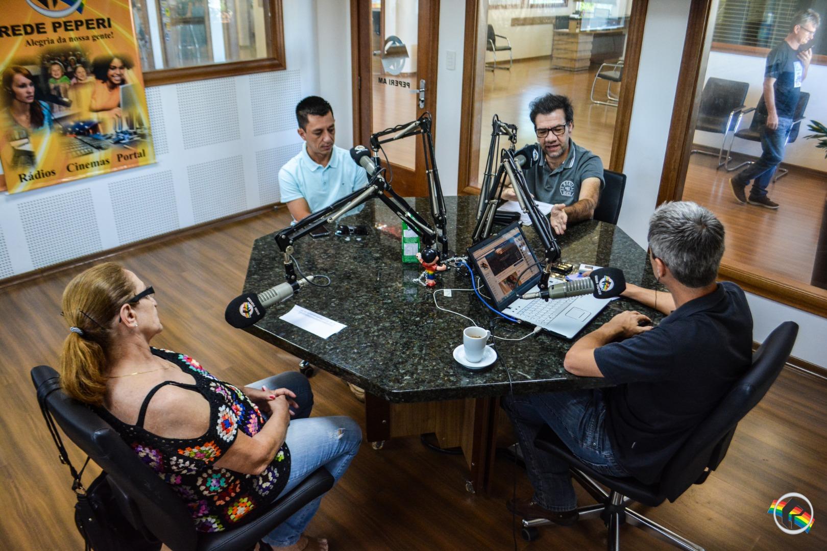 Produção cultural e artística é o tema do Peperi Debates