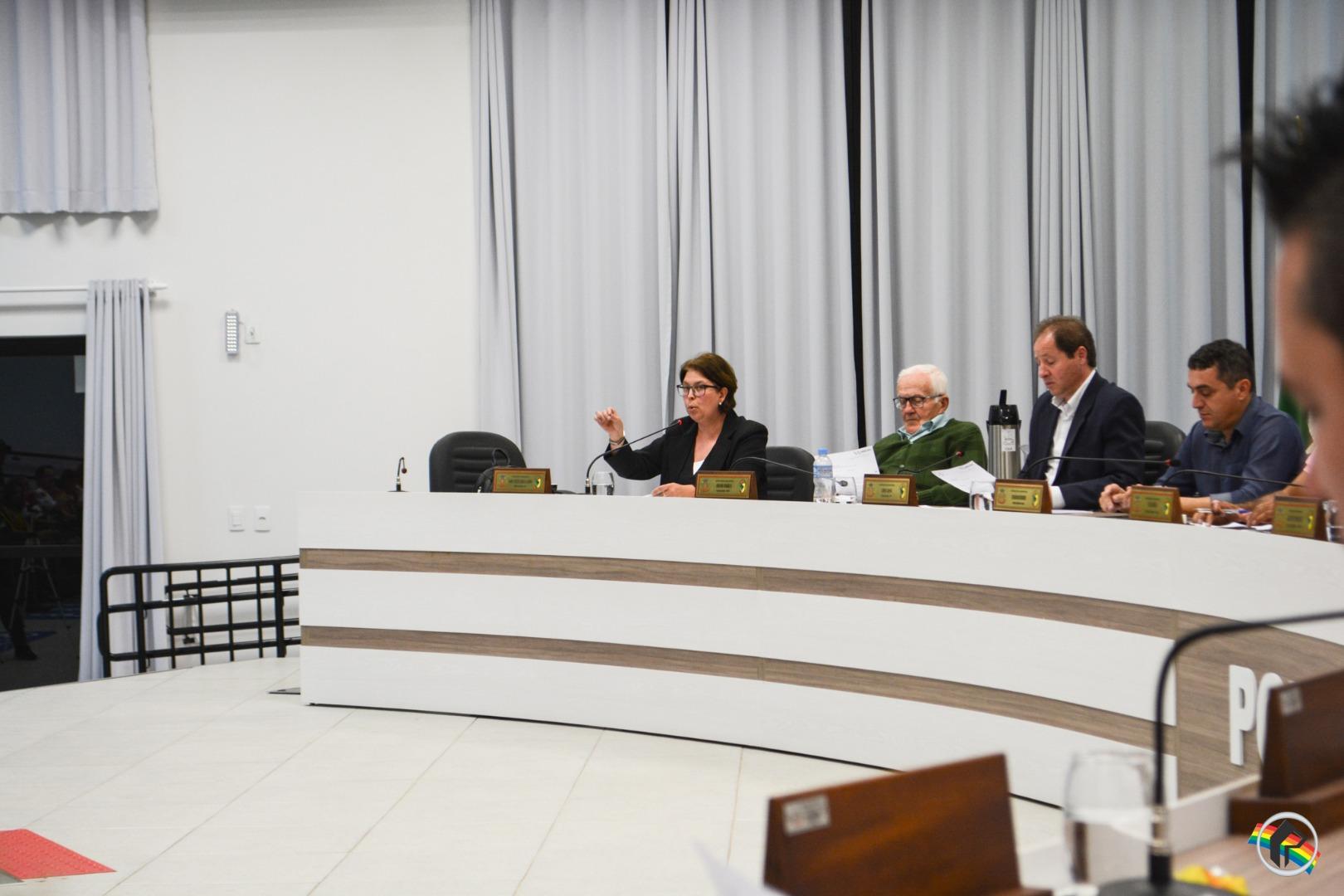 Projeto autoriza prefeitura a doar terreno para instalar sede da AMEOSC
