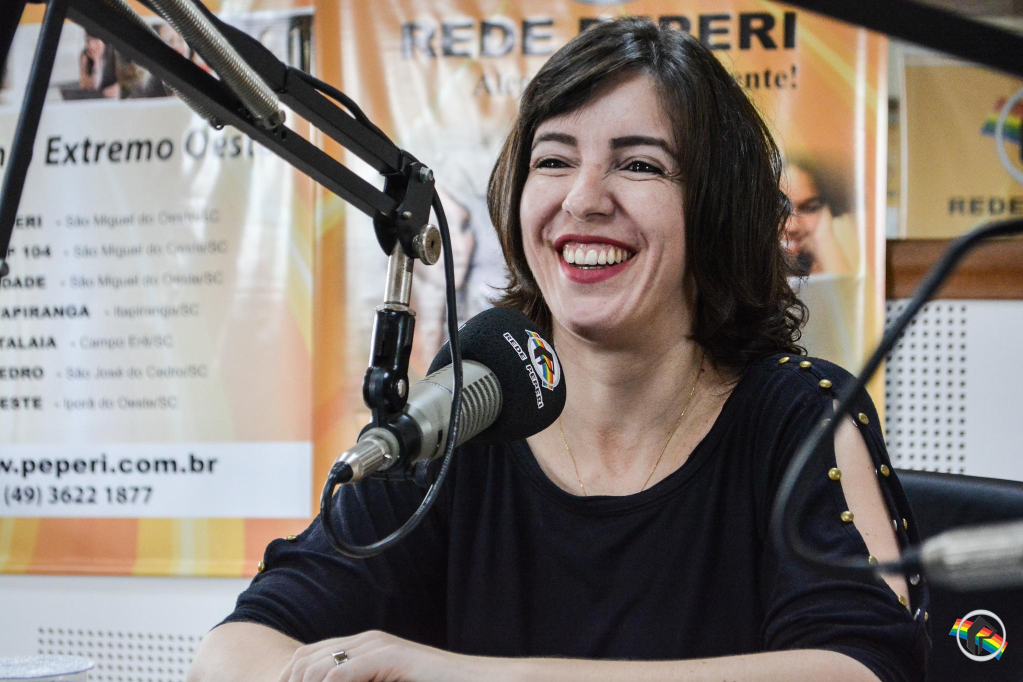 Filmes do Cine Peperi são assuntos do Peperi Rádio Repórter