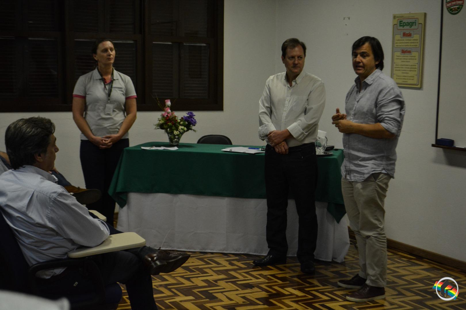Lideranças participam de Encontro Internacional no Cetresmo