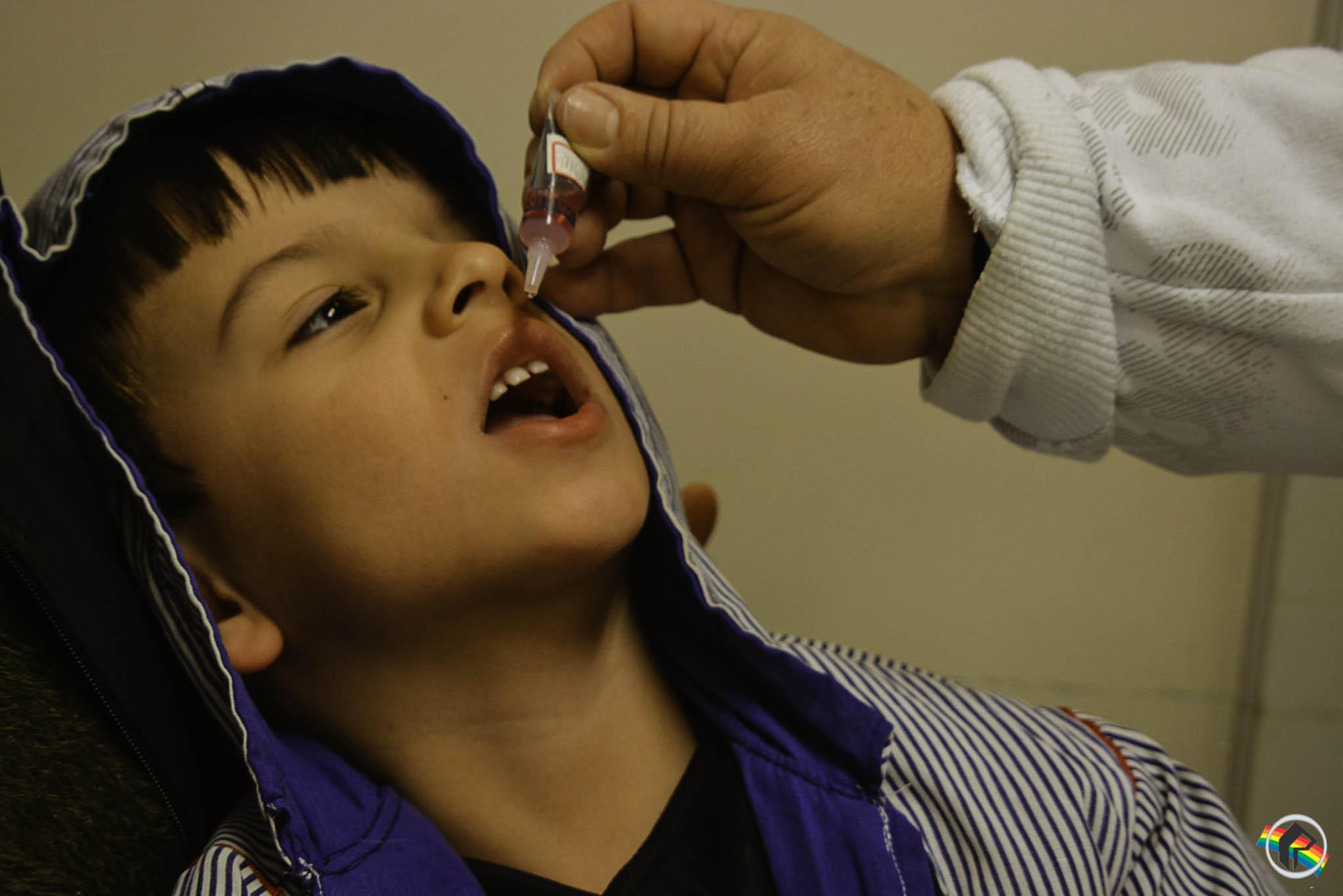 Vacinação termina nesta sexta; postos abrem sábado onde meta não foi atingida