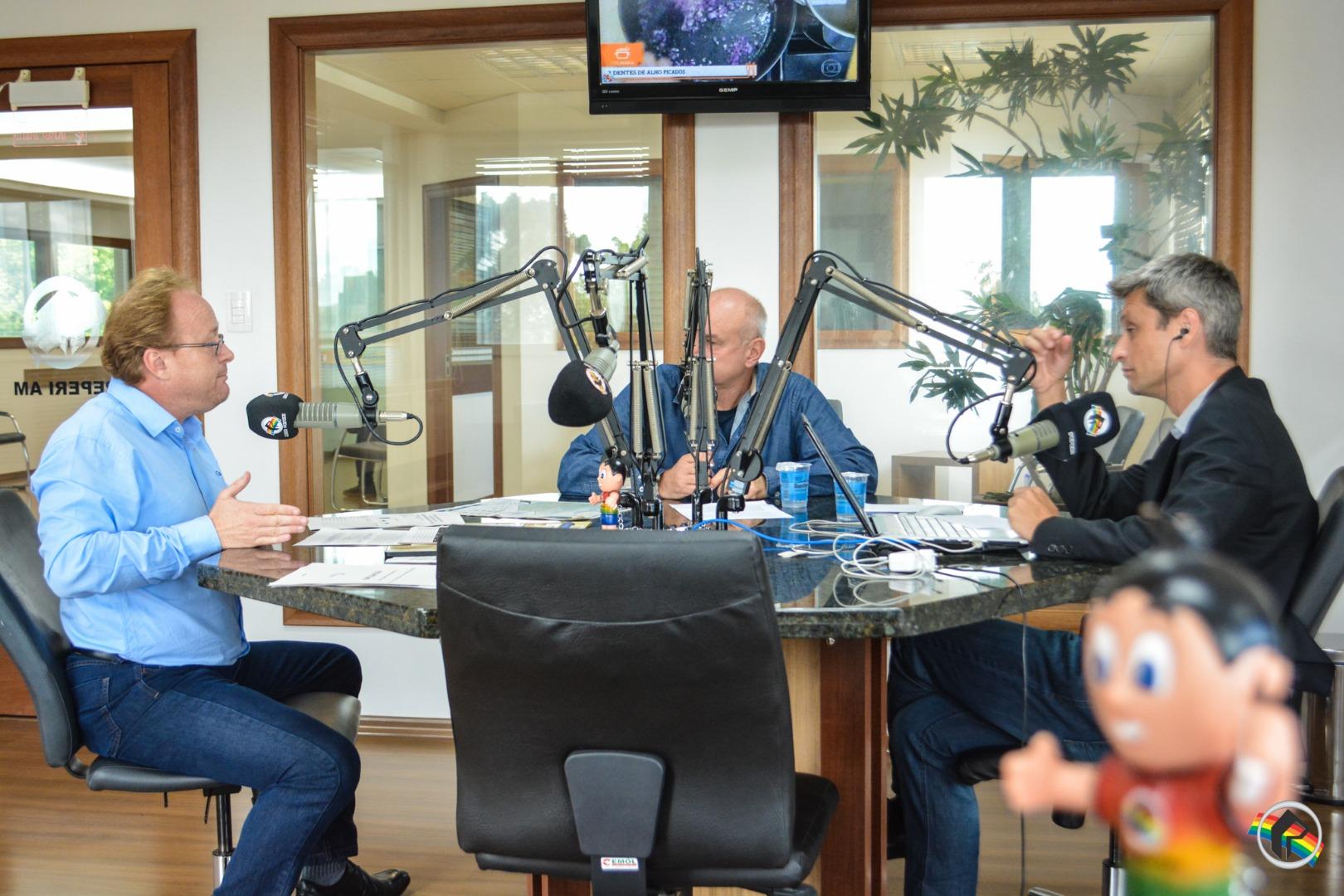 Semana do MEI é o assunto do Peperi Rádio Repórter
