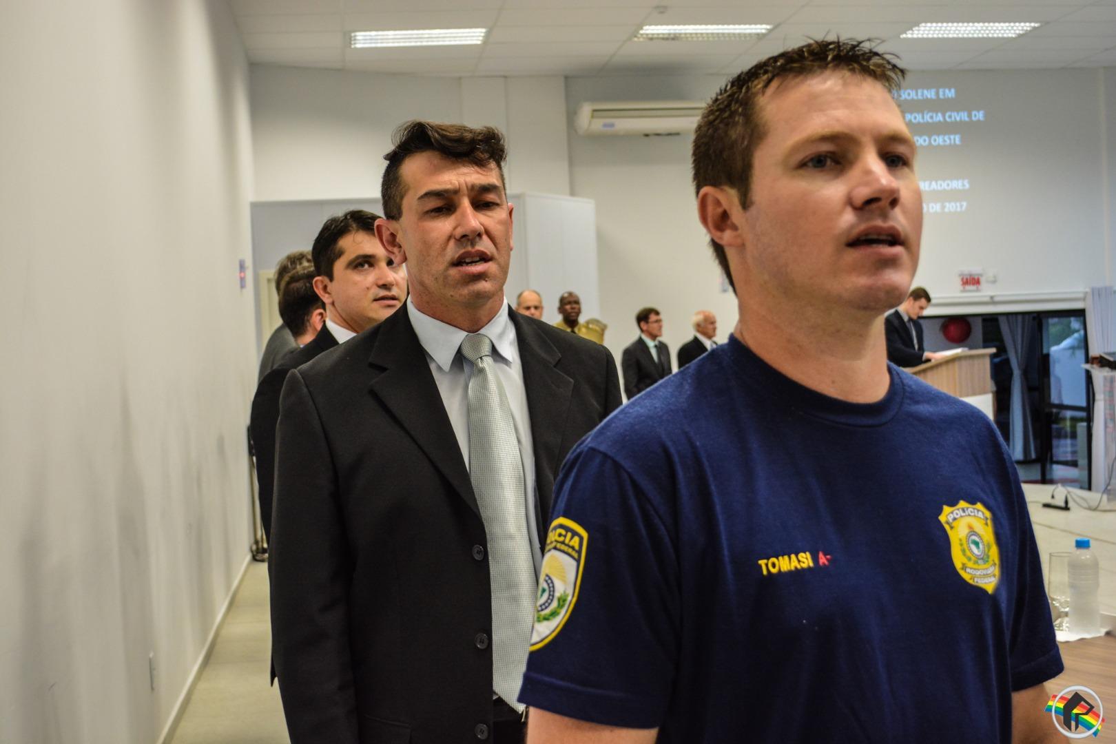 Polícia Civil é homenageada na Câmara de Vereadores