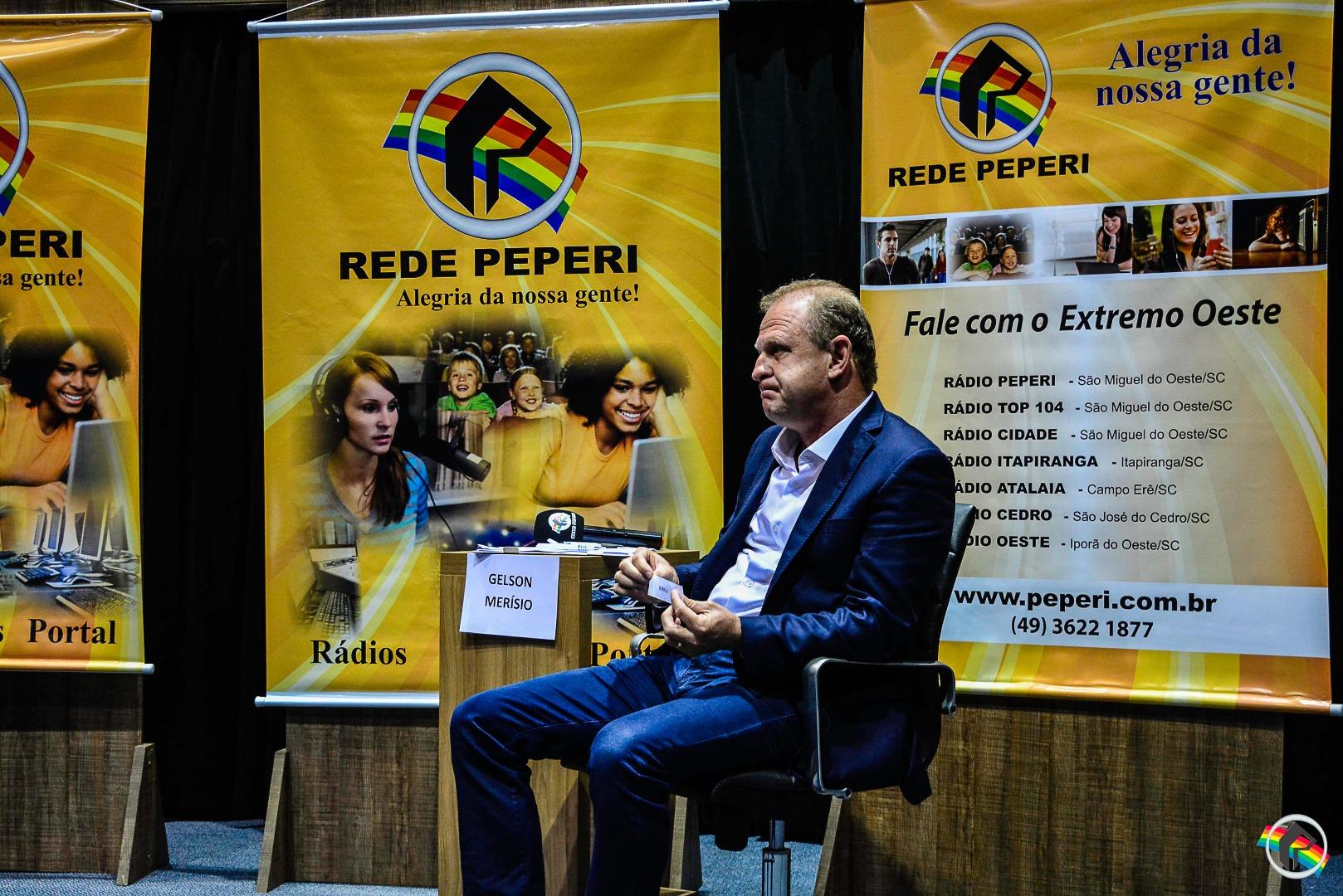 Peperi realiza primeiro debate ao governo do estado do segundo turno