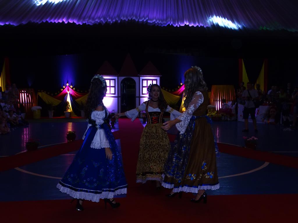 Definidas soberanas da 40ª Oktoberfest de Itapiranga