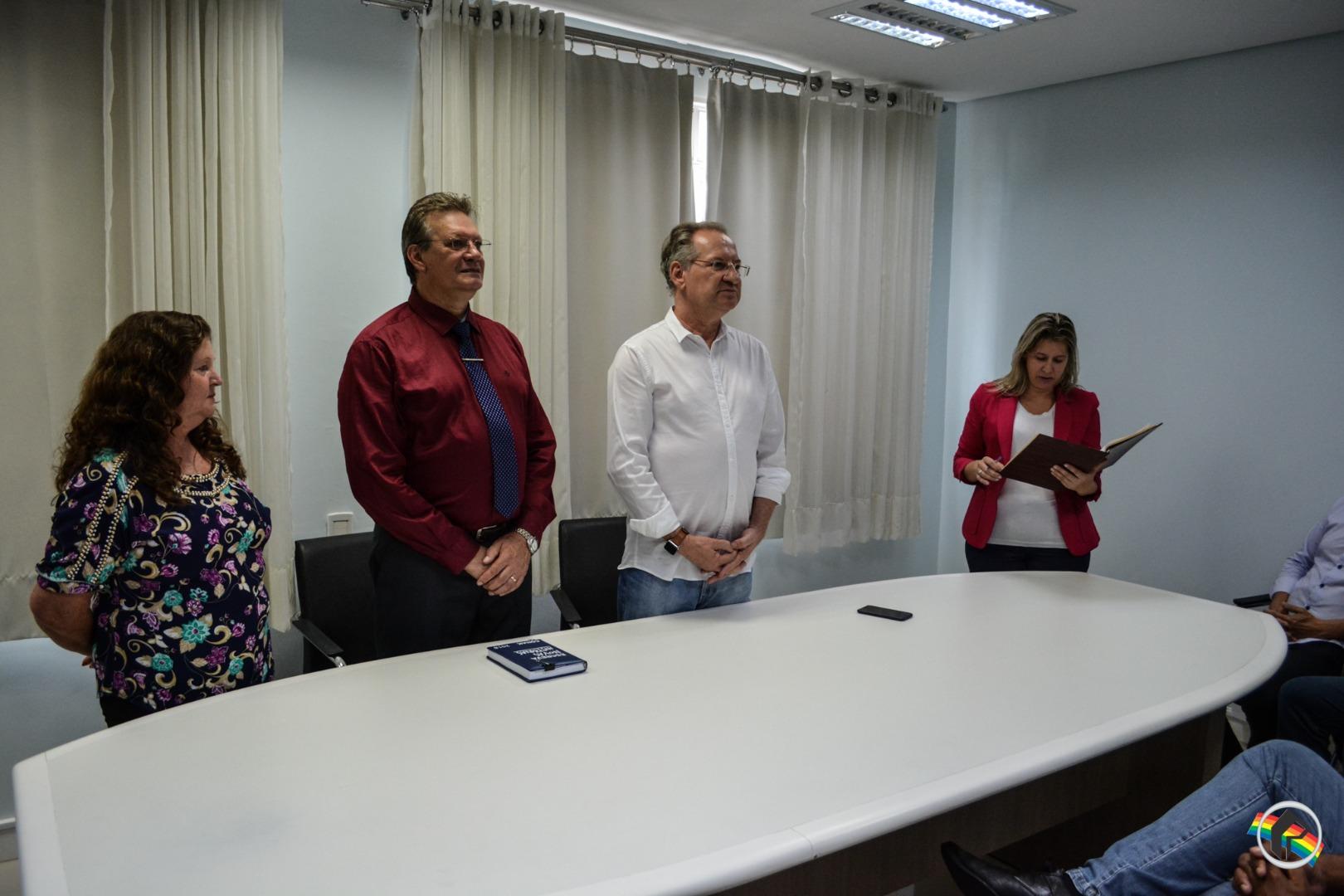 De forma oficial, Barp assume a prefeitura por seis dias