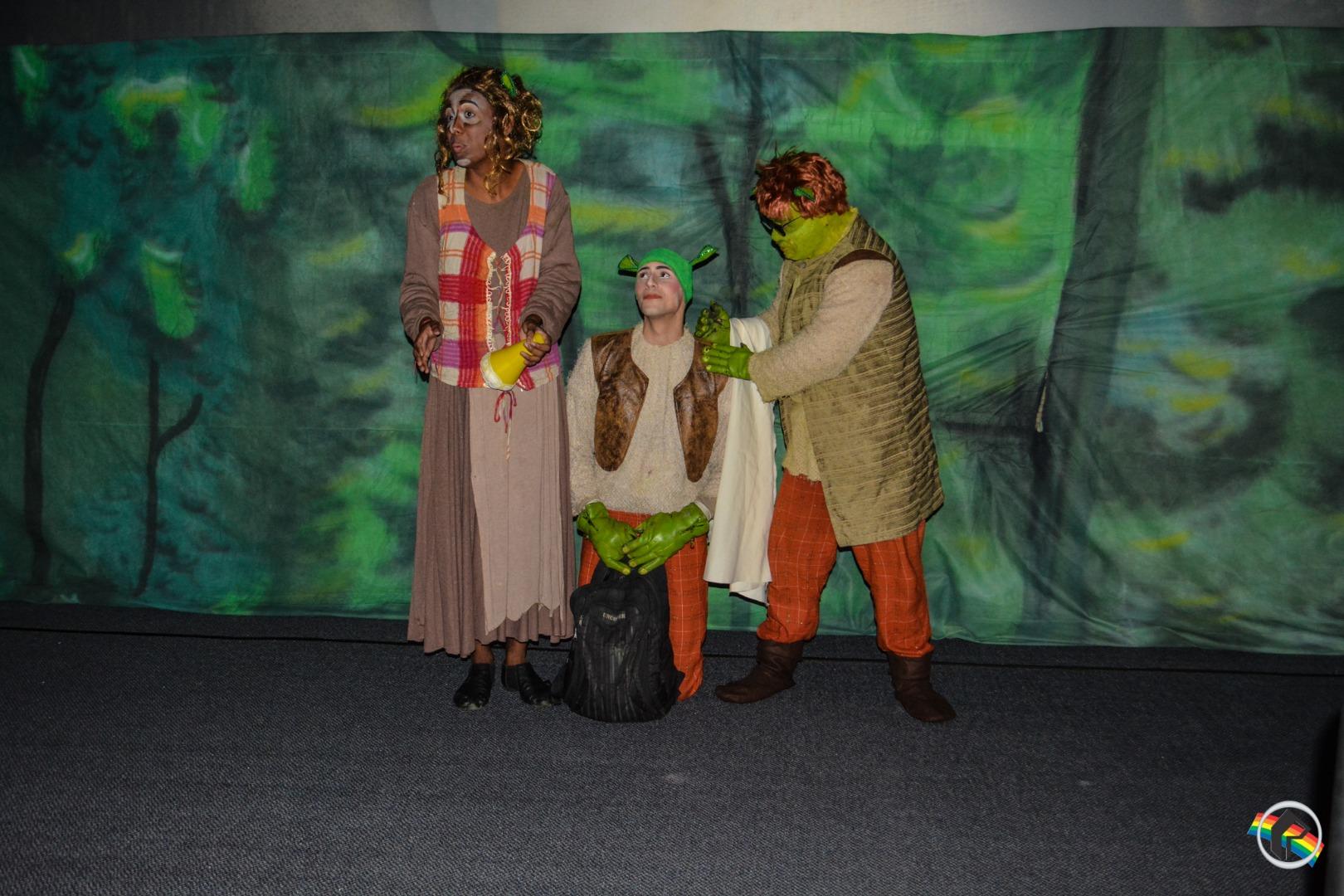 Shrek em um Reino Tão Distante se apresenta no Cine Peperi