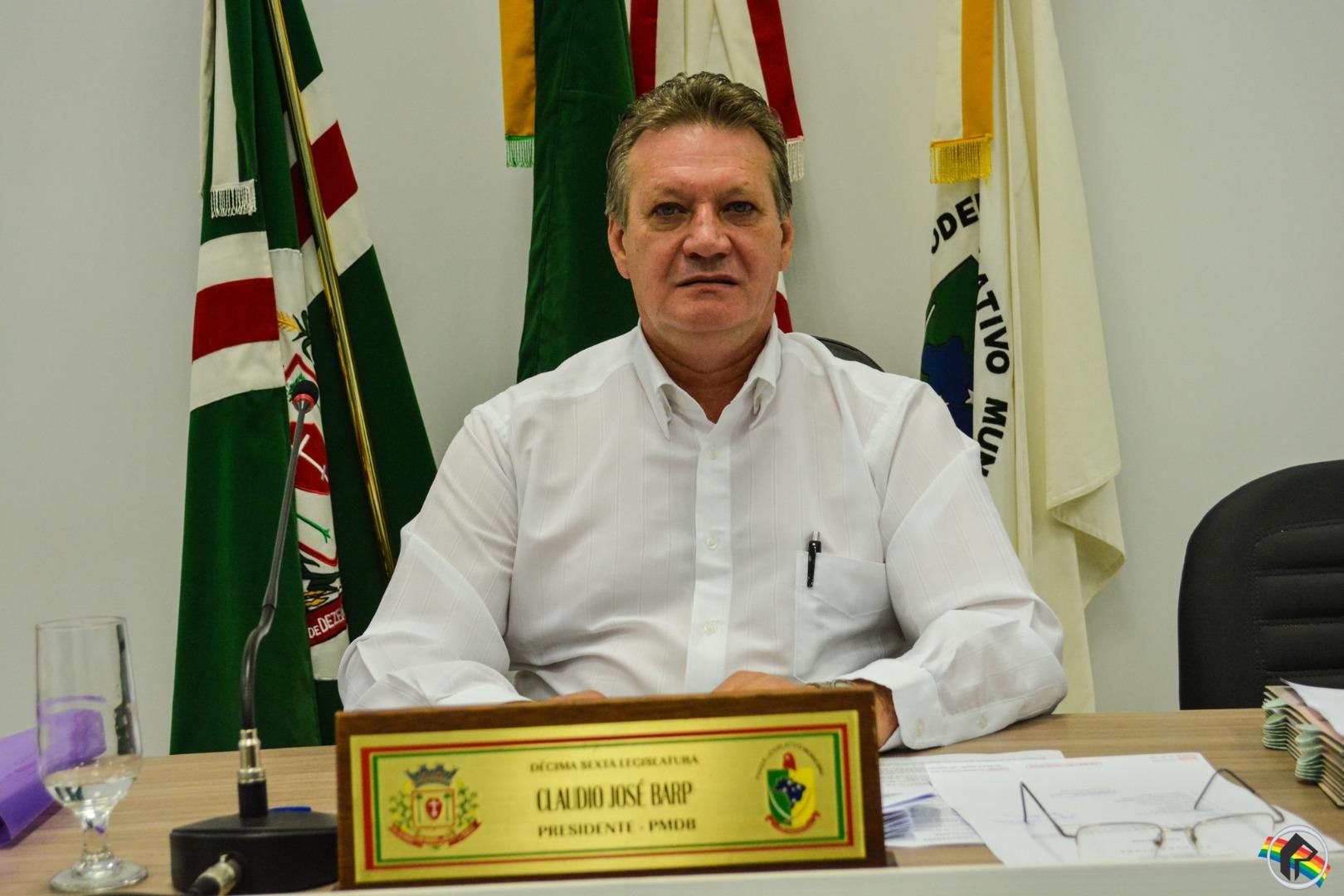 Vereador pede que prefeitura disponibilize terrenos para construções populares