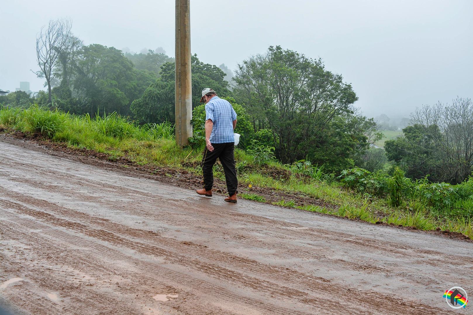 Região registra mais de 100 mm de chuva nos últimos dias