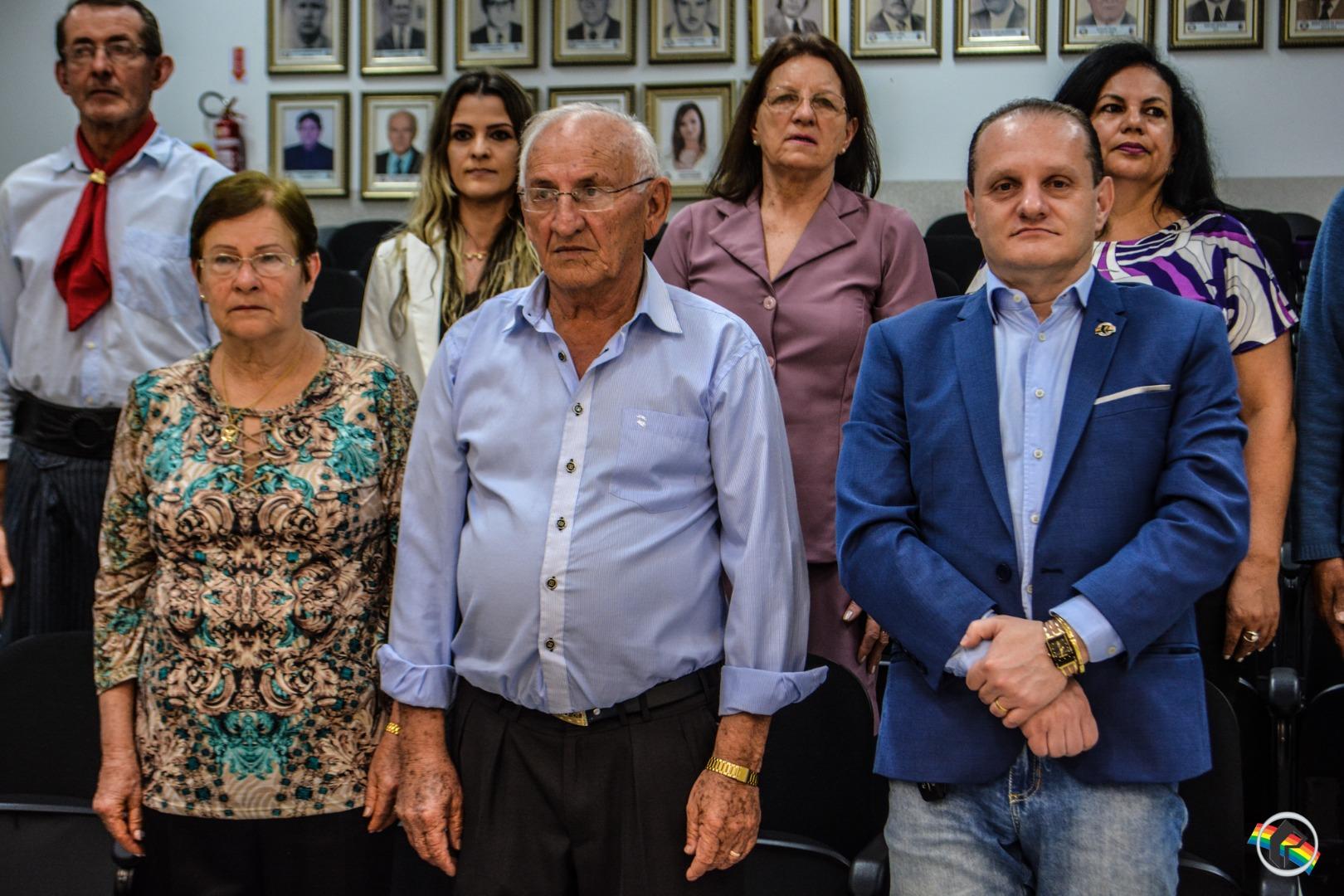 Câmara de Vereadores homenageia o Programa Pampa e Querência