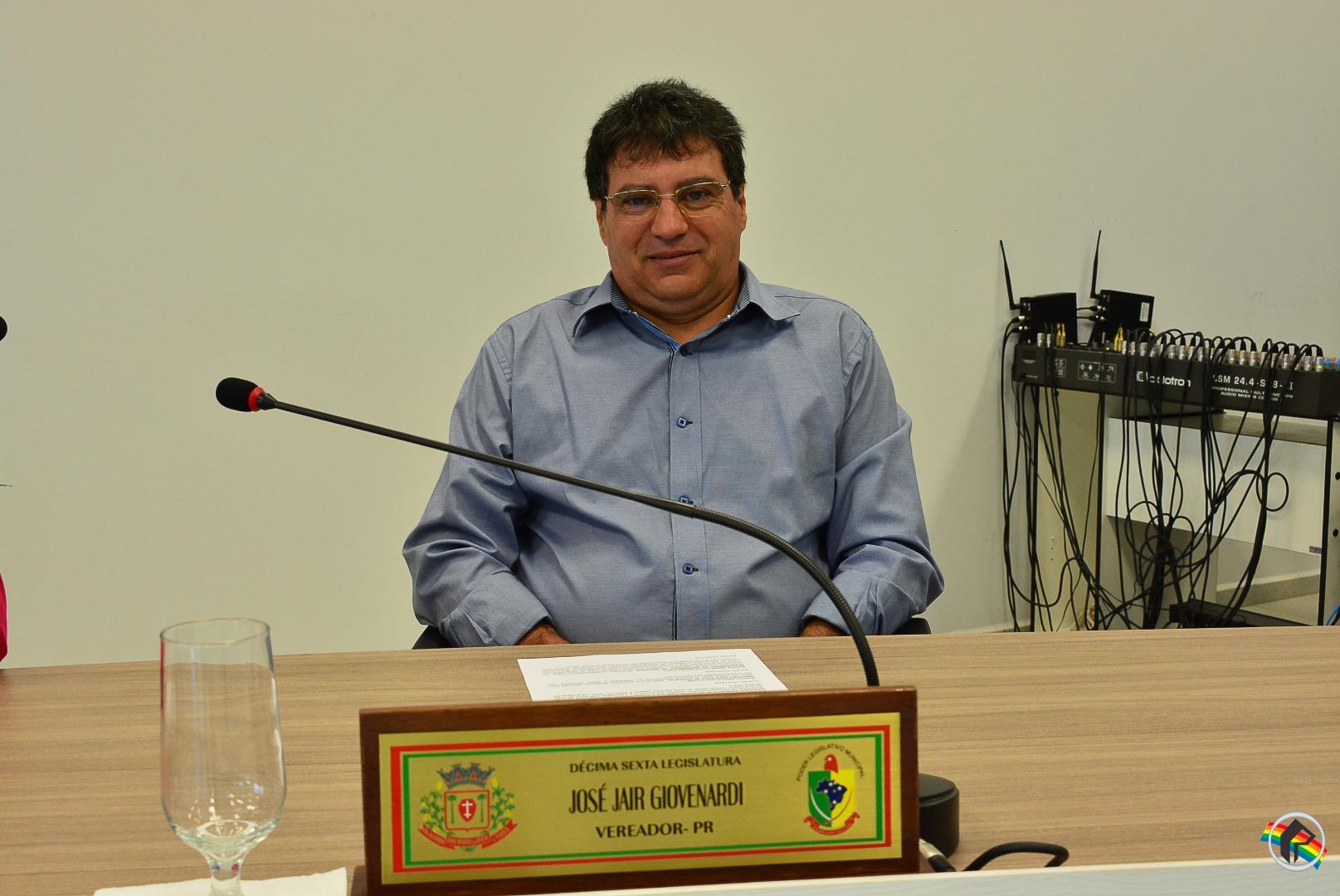 Câmara de Vereadores aprova várias indicações durante sessão