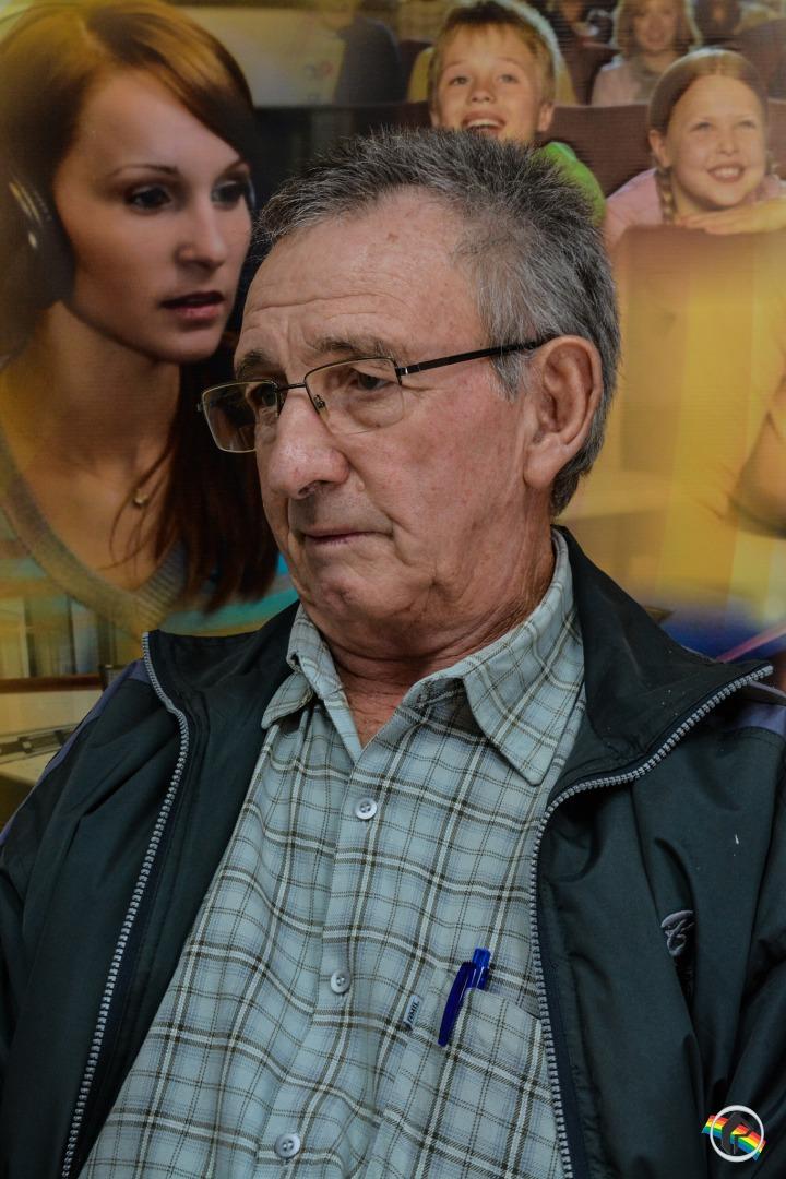 Retrato Falado recebe um dos fundadores do Sicoob São Miguel