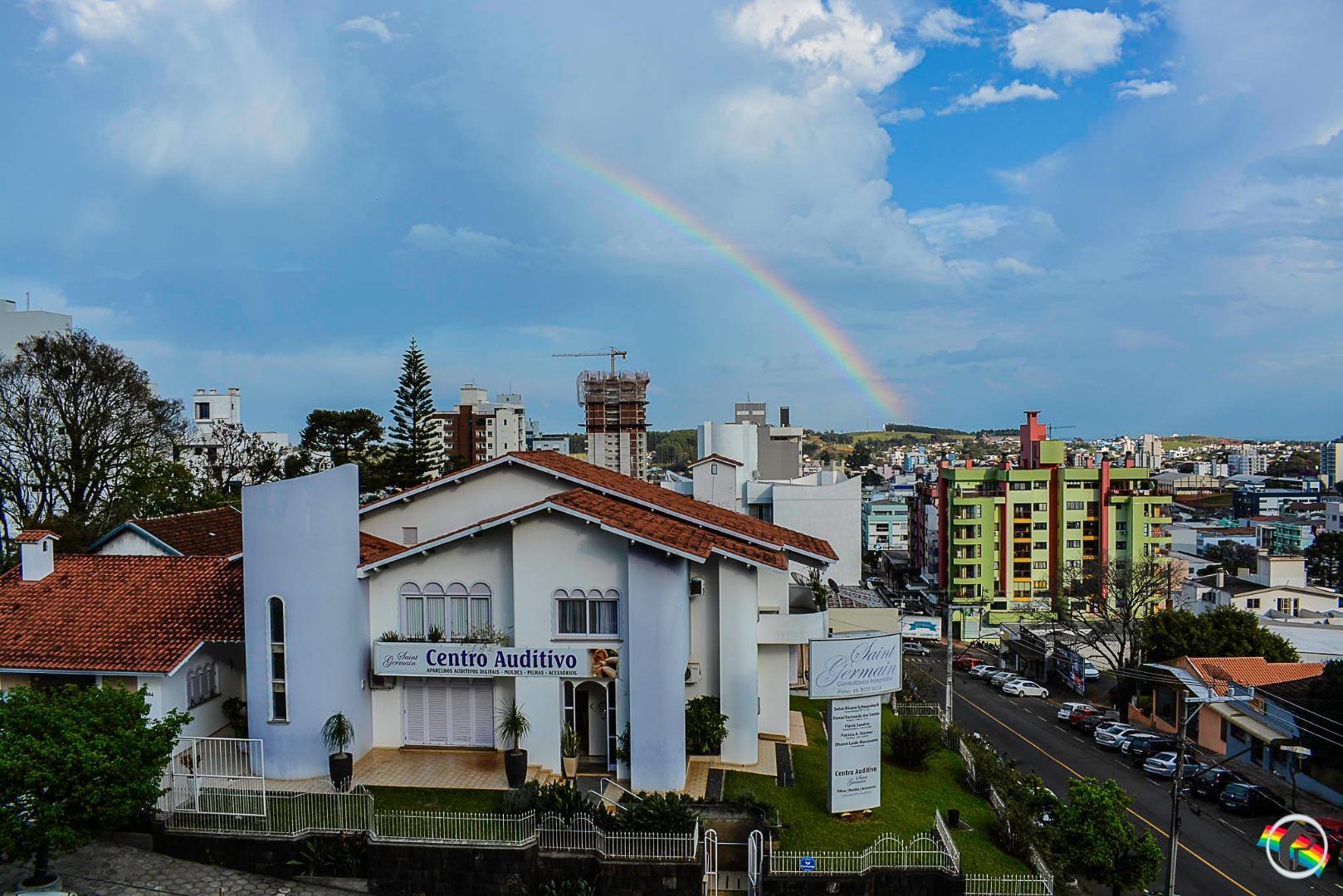 Quarta-feira pode ter chuva isolada em Santa Catarina