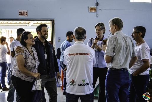 Encontro regional de jovens rurais é realizado em São Miguel do Oeste