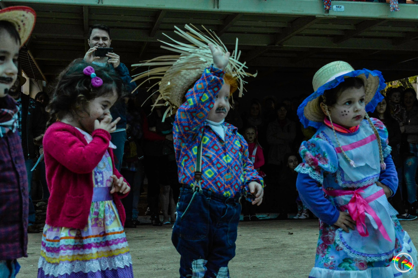 Sesc e Senac realizam Arraial Junino em São Miguel do Oeste