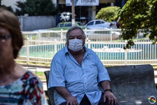 Idosos acamados serão vacinados em casa em São Miguel do Oeste