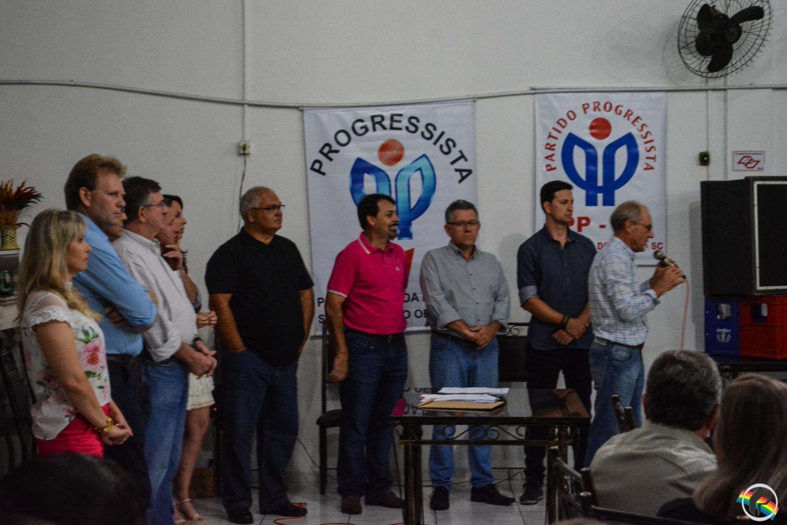 PP promove encontro do partido com lideranças e filiados