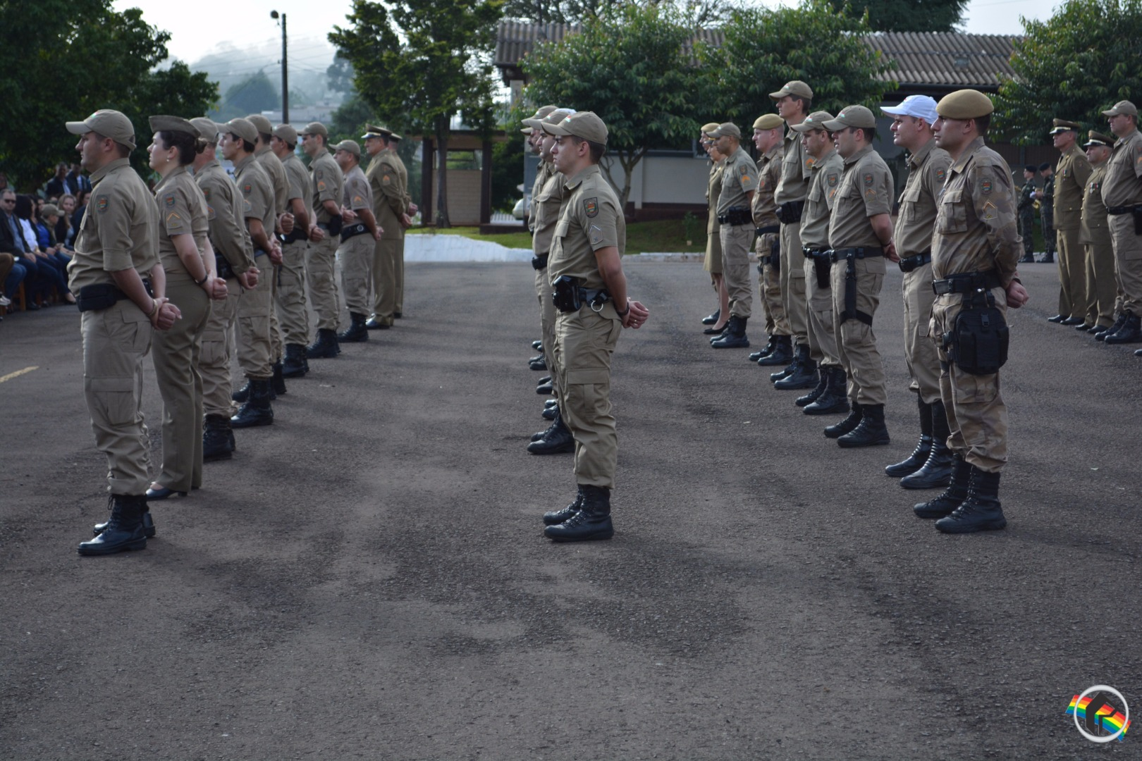 Solenidade marca aniversário de 182 anos de Polícia Militar