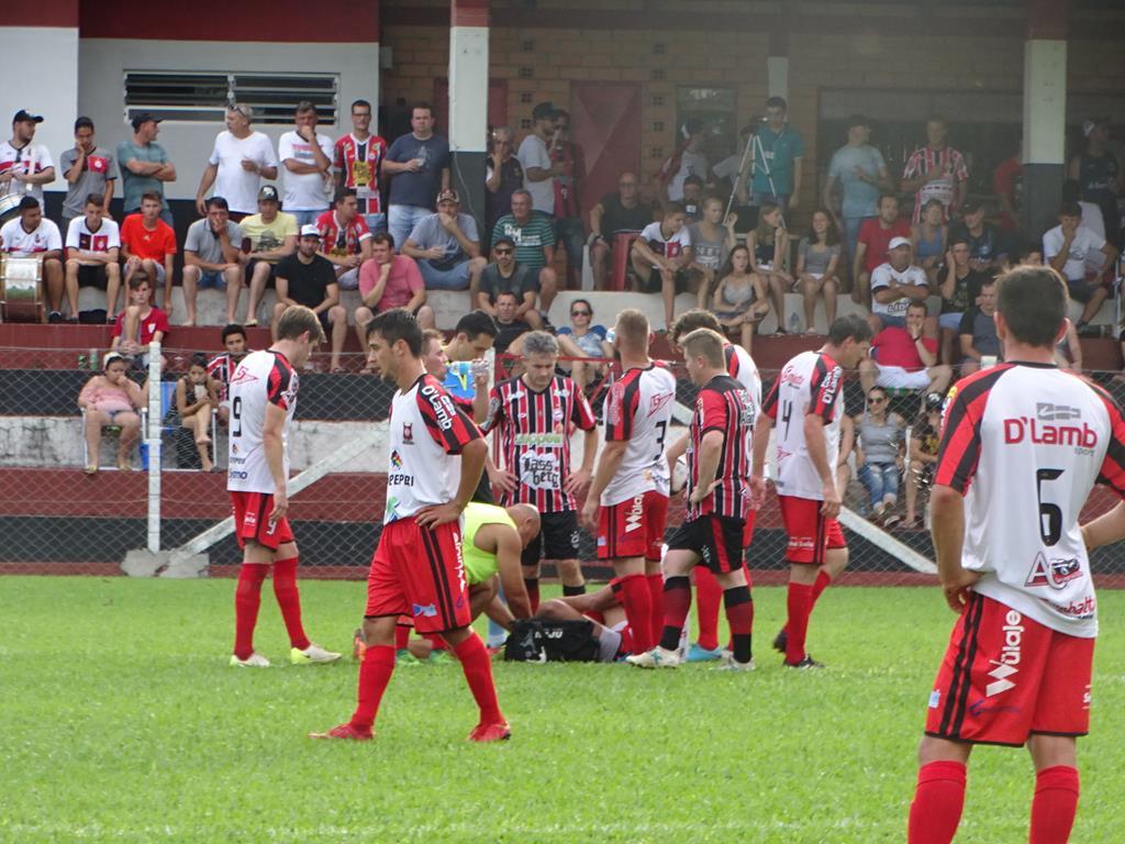 Cometa e Guarani empatam em jogo pelo Campeonato Regional