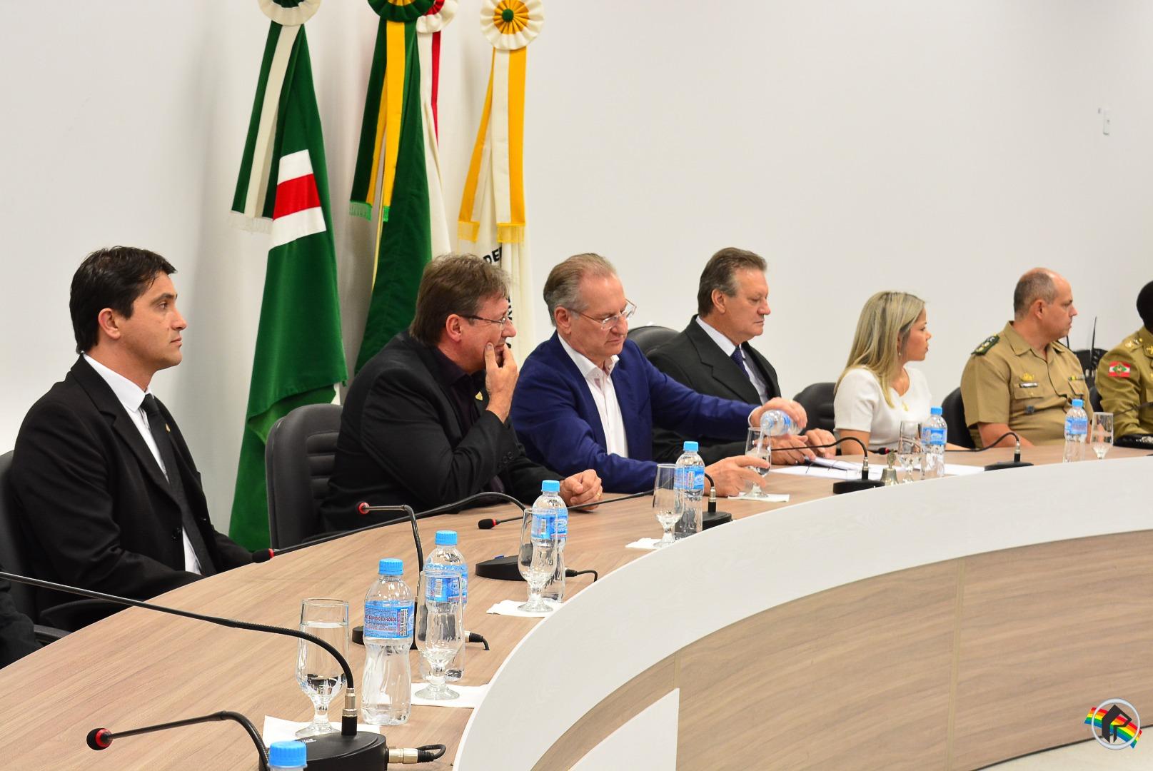 Câmara realiza Sessão Solene em homenagem ao município