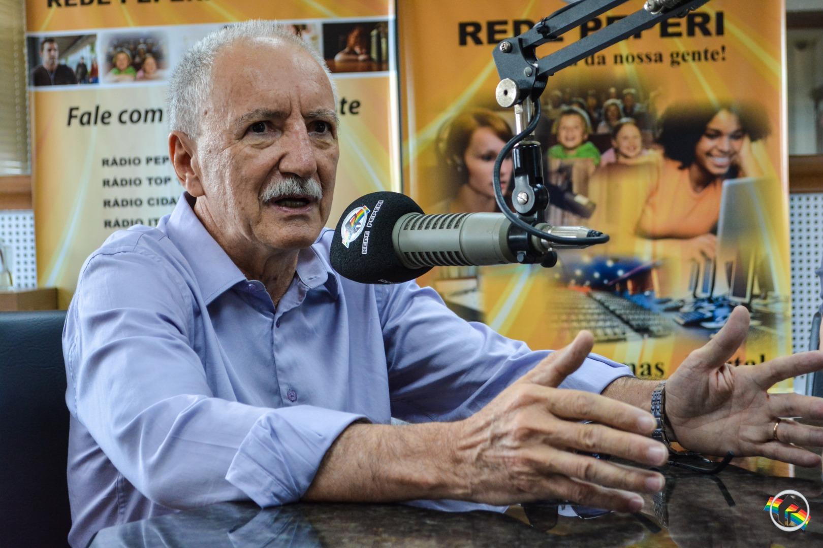 Show em prol da APAE é o tema do Peperi Rádio Repórter