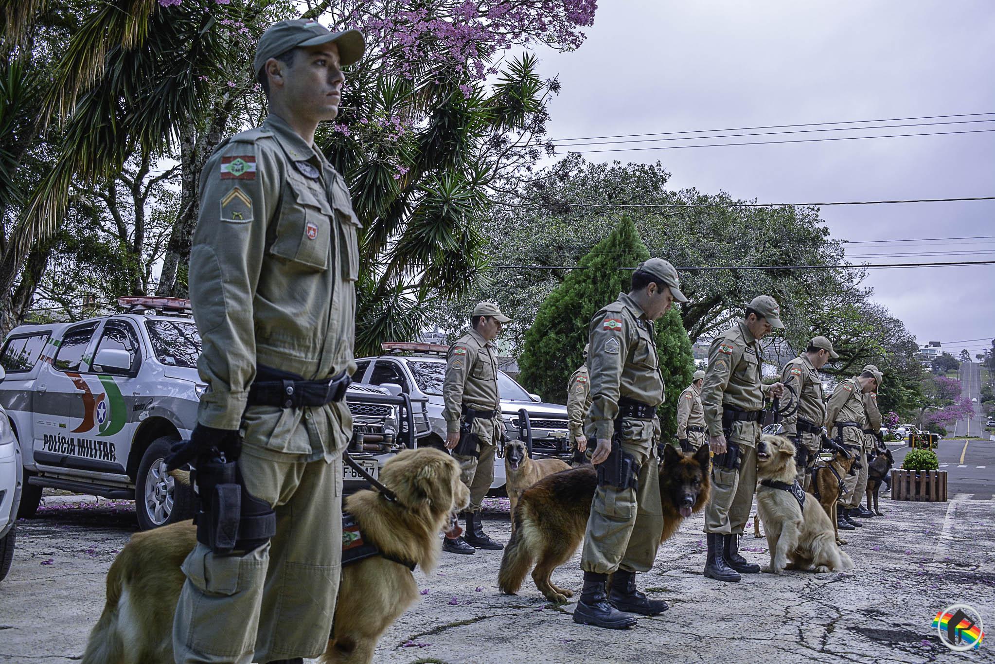 Policiais Militares do 11º BPM/Fron realizam operação na região extremo oeste