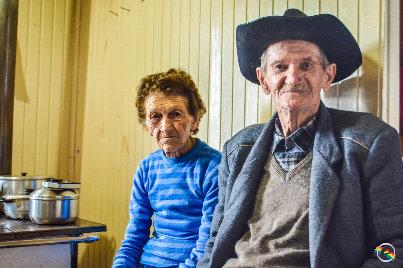 VÍDEO: Casal comemora 70 anos de união em São Miguel do Oeste