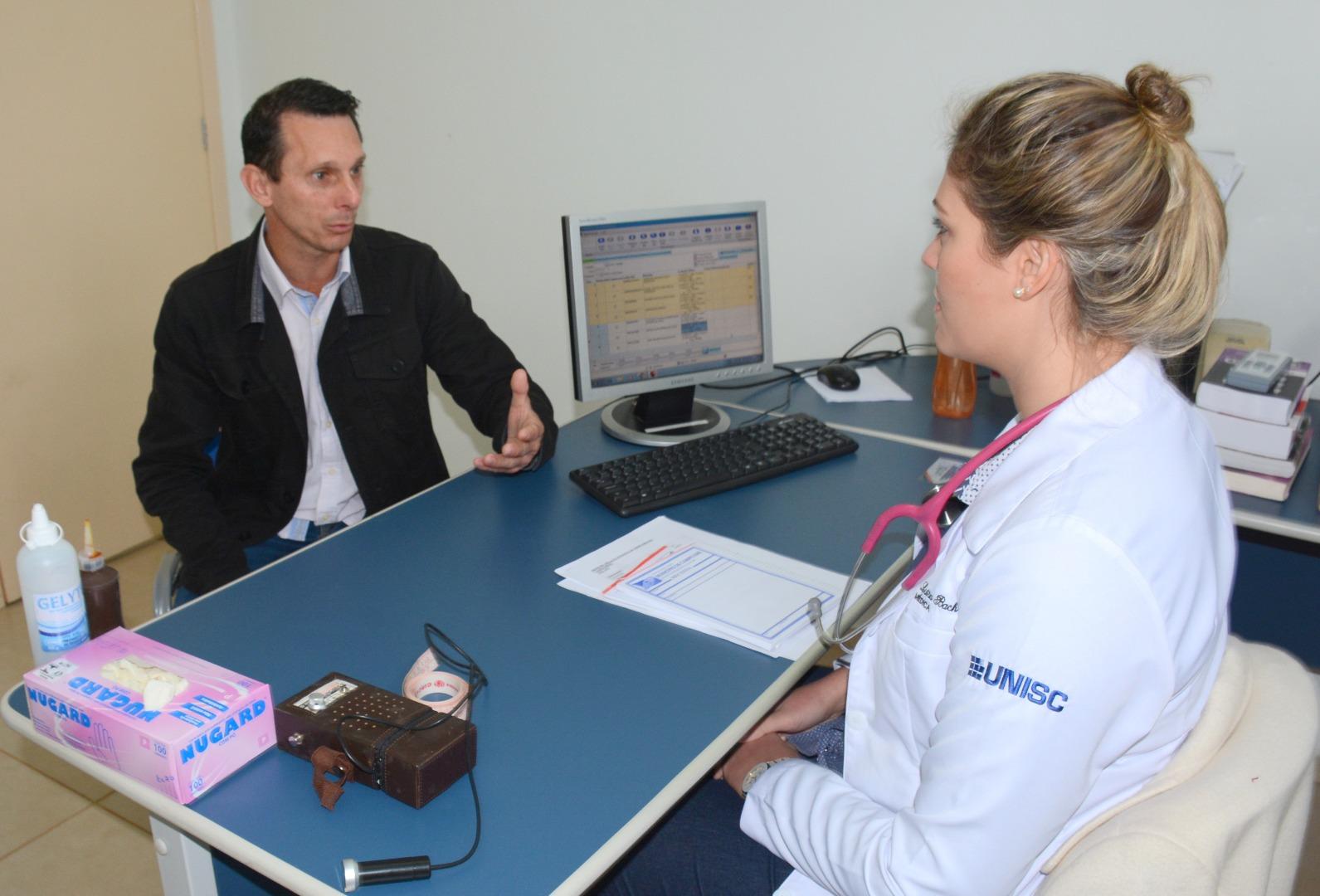 Saúde faz mais de 18 mil consultas médicas neste ano