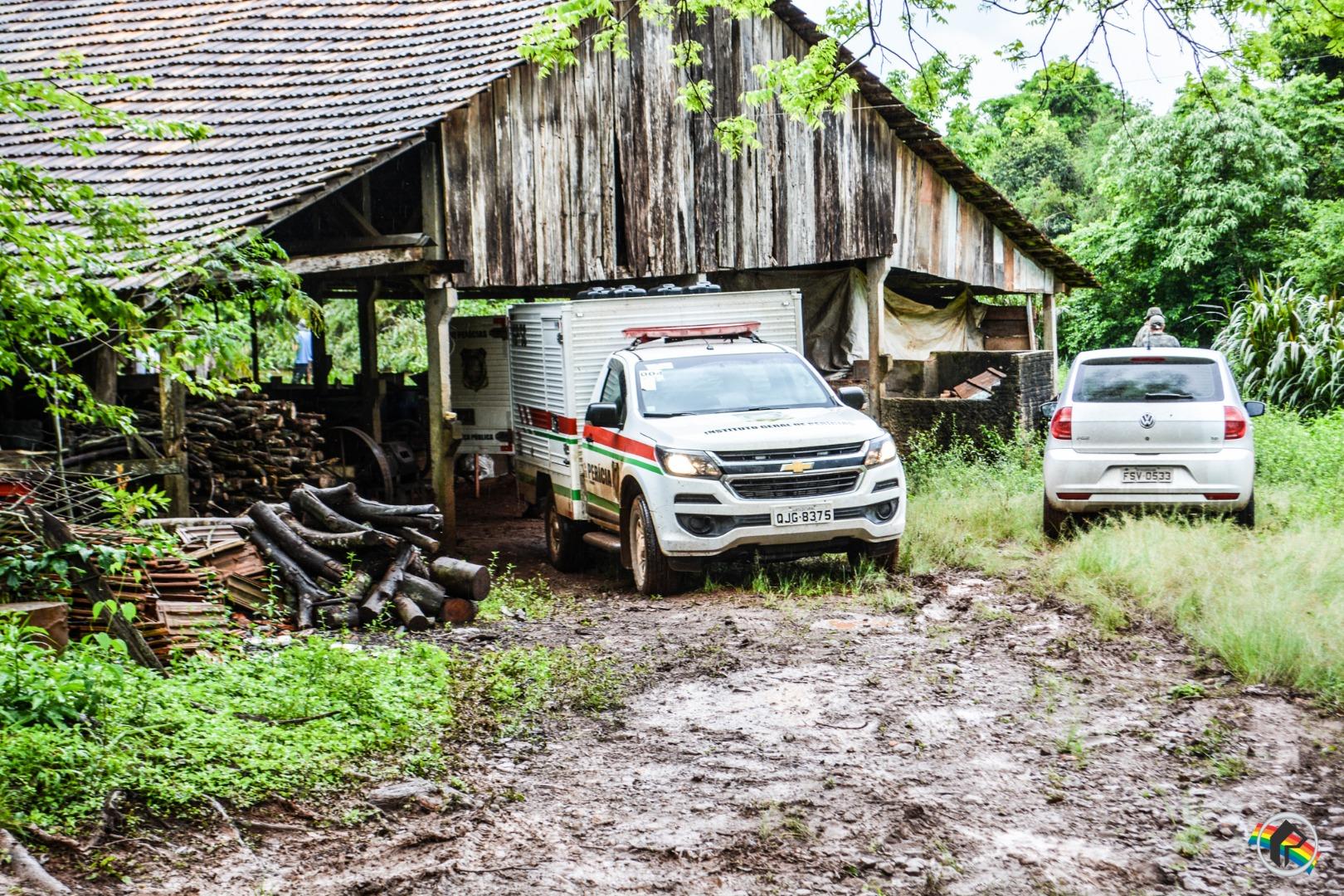 Idosa morre vítima de afogamento no interior de Guaraciaba