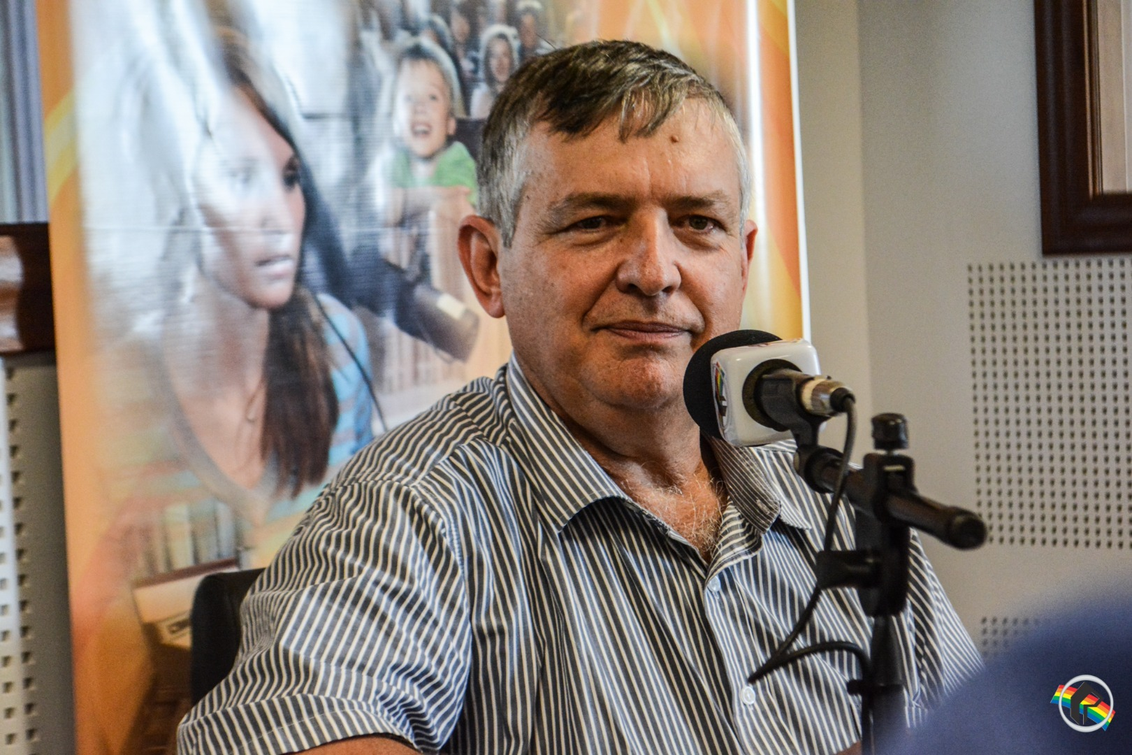 Adair José Teixeira fala sobre a história do Sindicato dos Produtores Rurais