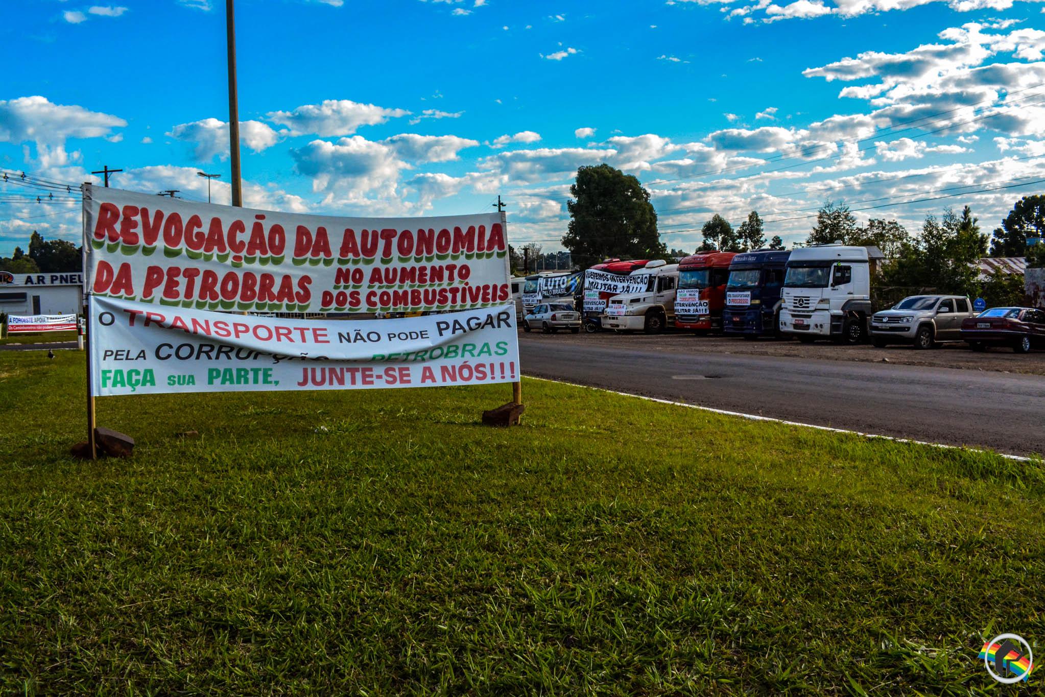Sai edição extra do Diário Oficial com MPs dos caminhoneiros