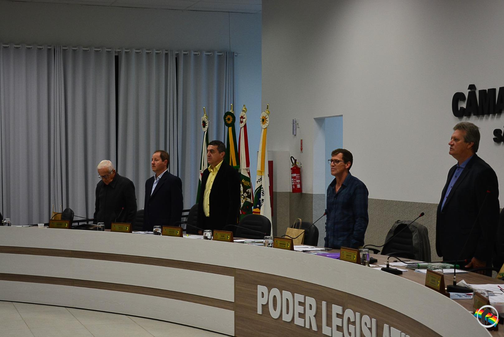 Vereadores prestam homenagem ao Senai pelos 40 anos em São Miguel