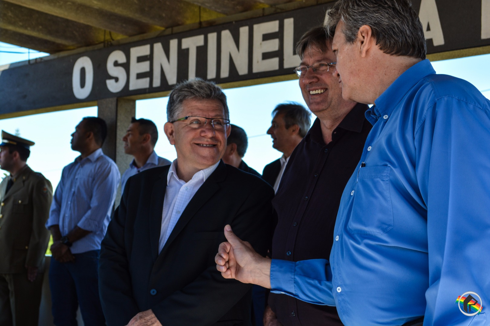 Pelotão de Patrulhamento Tático recebe nova viatura em São Miguel do Oeste