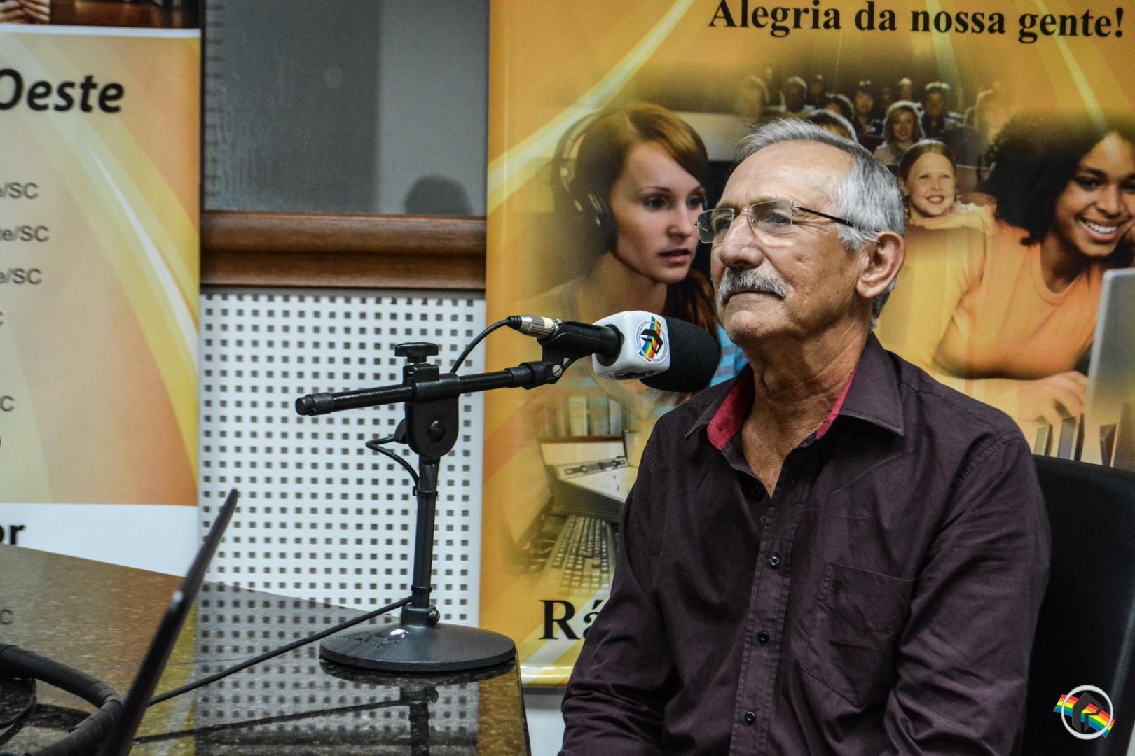 Pioneiro de Barra Bonita participa do Retrato Falado