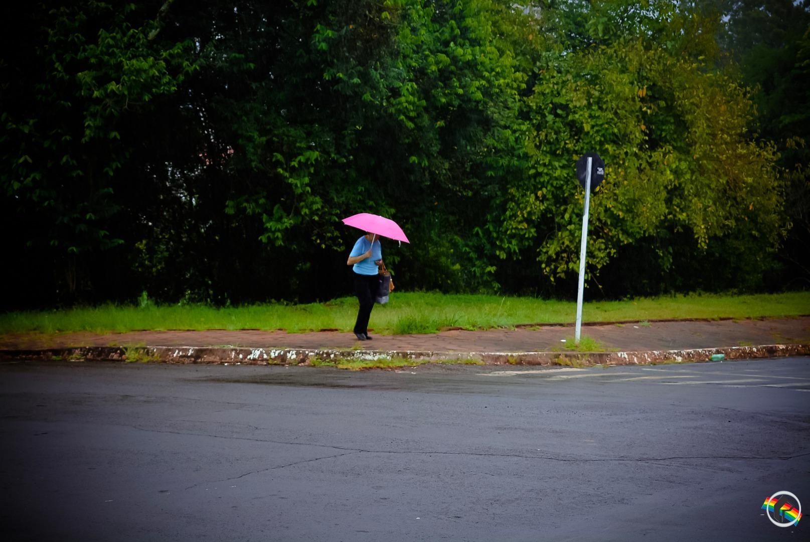 Chuva deve predominar na região pelas próximas duas semanas