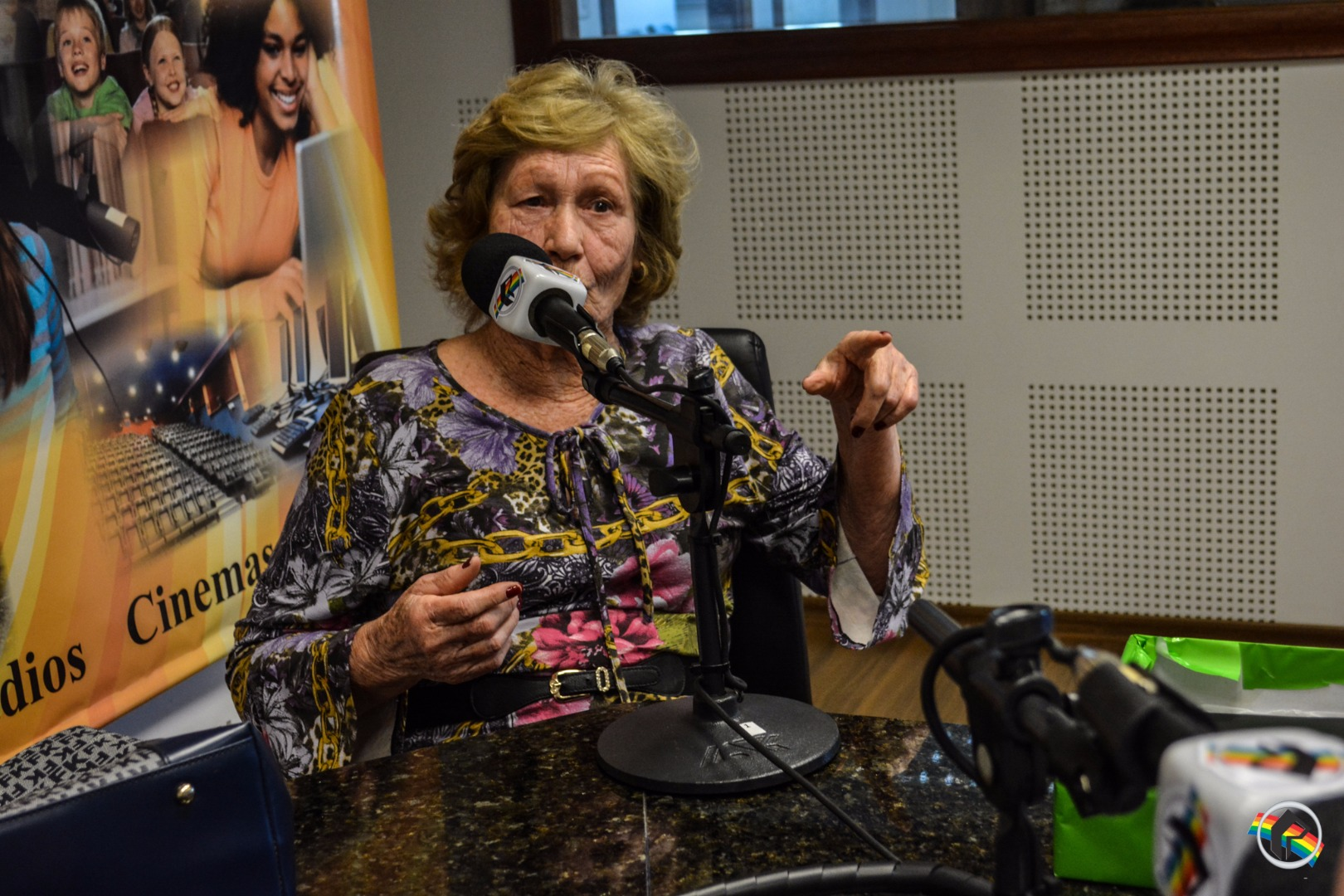 Ex-professora e pioneira de São Miguel do Oeste participa do Retrato Falado