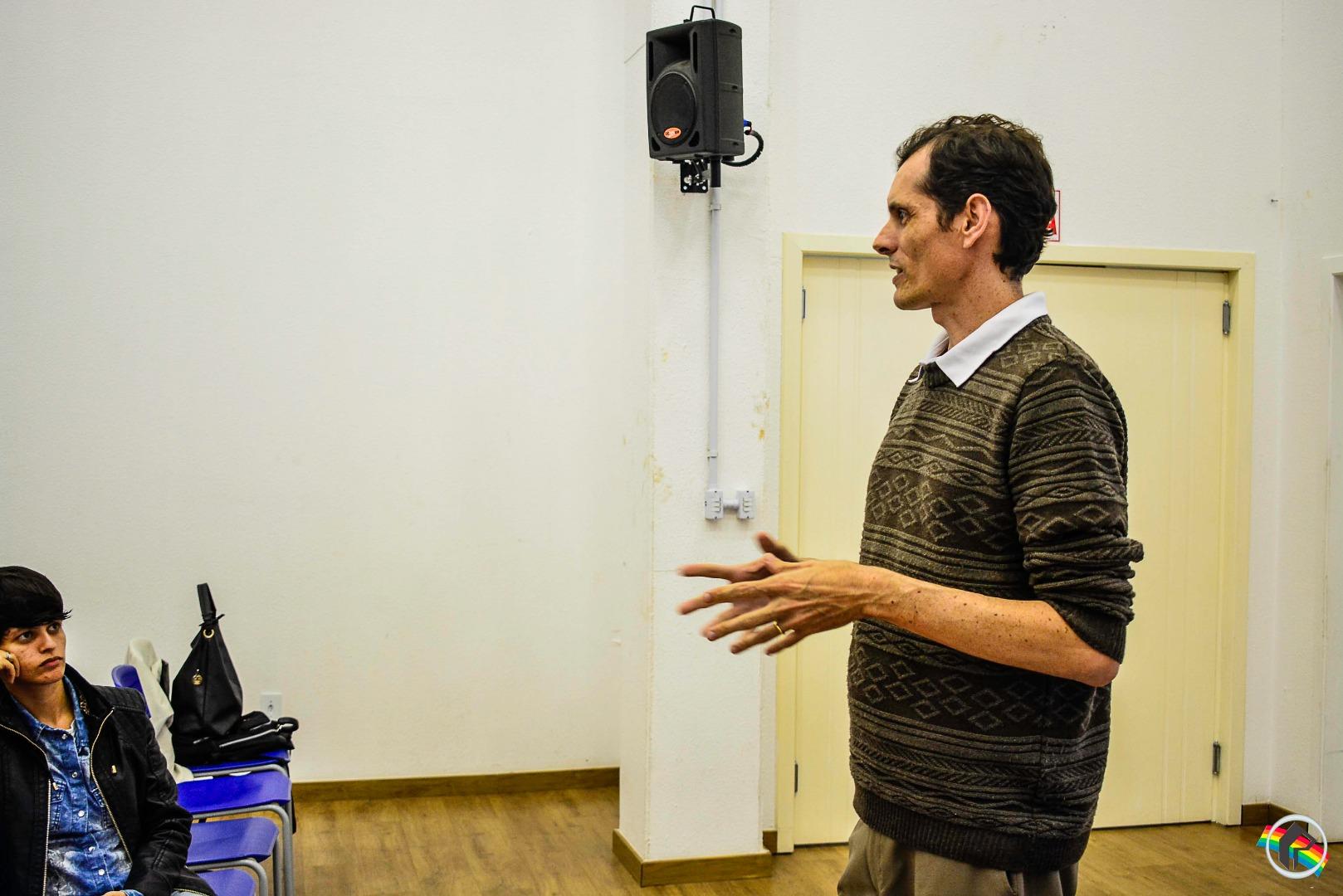 Sesc Saúde realiza palestra Exteriorizar e Absorver: Respiração energética