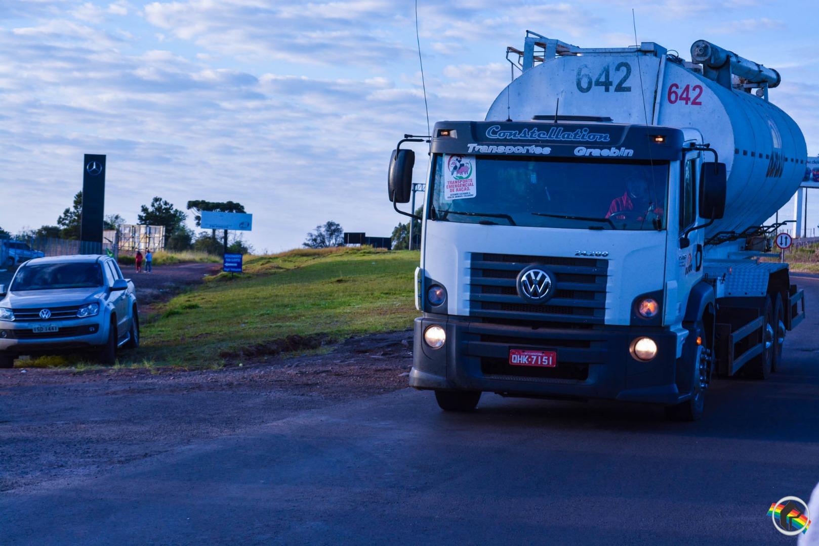 VÍDEO: Caminhoneiros aumentam a pauta de reivindicações