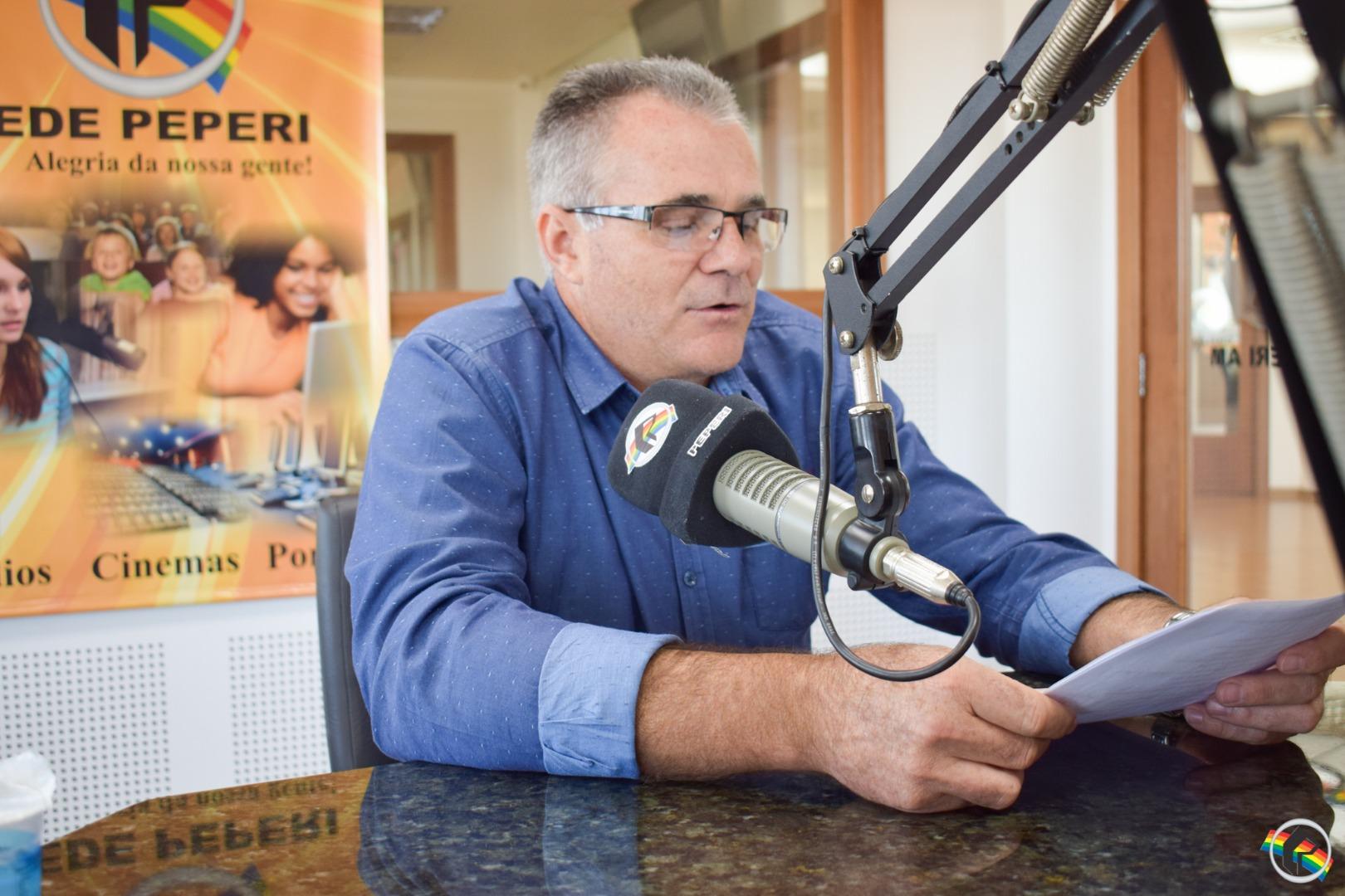 VÍDEO: Secretário executivo da ADR de SMOeste participa do Peperi Rádio Repórter