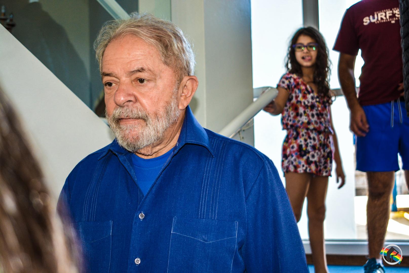 Novo pedido de liberdade de Lula será julgado na próxima semana