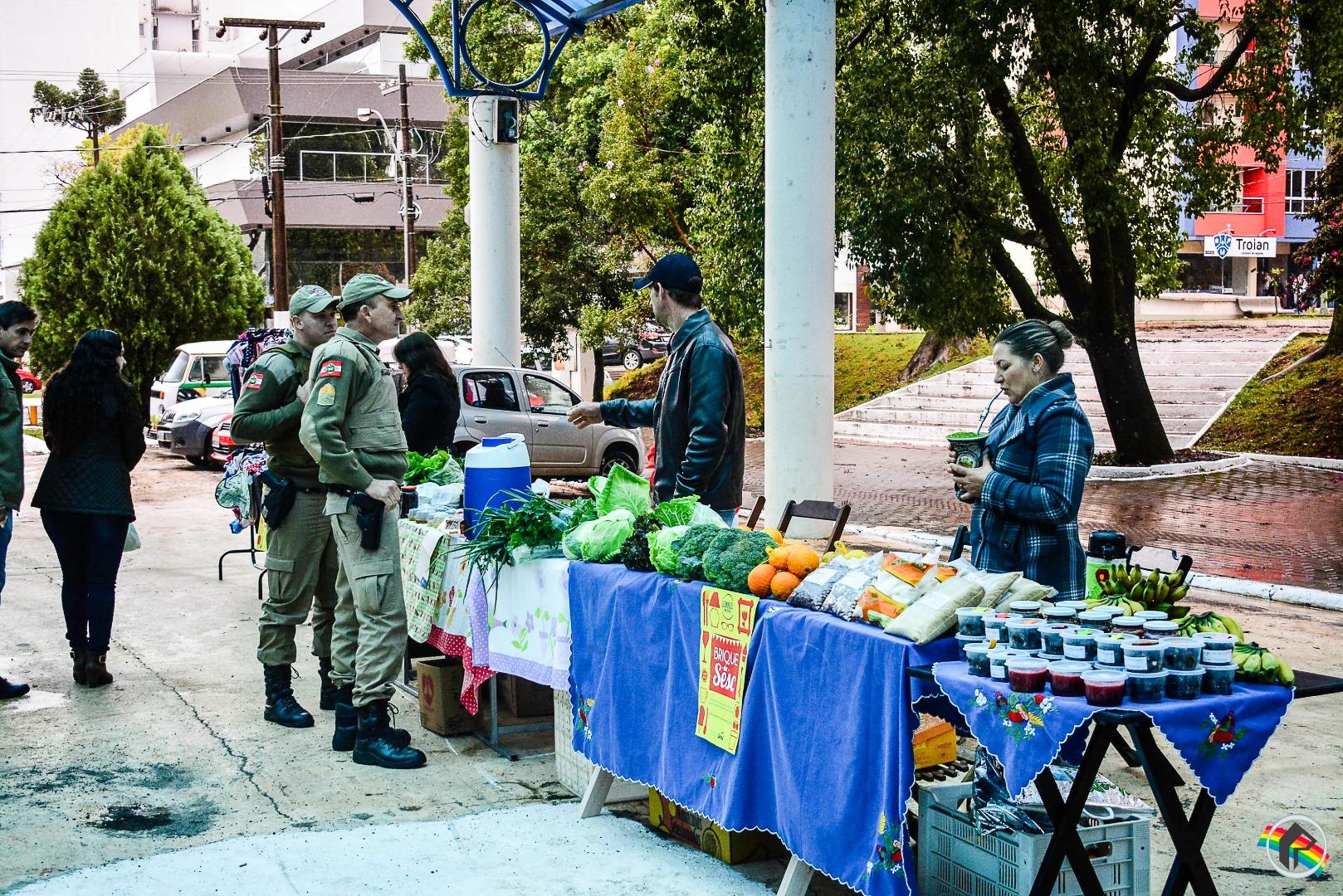 Sesc São Miguel do Oeste promove edição do Brique na Praça