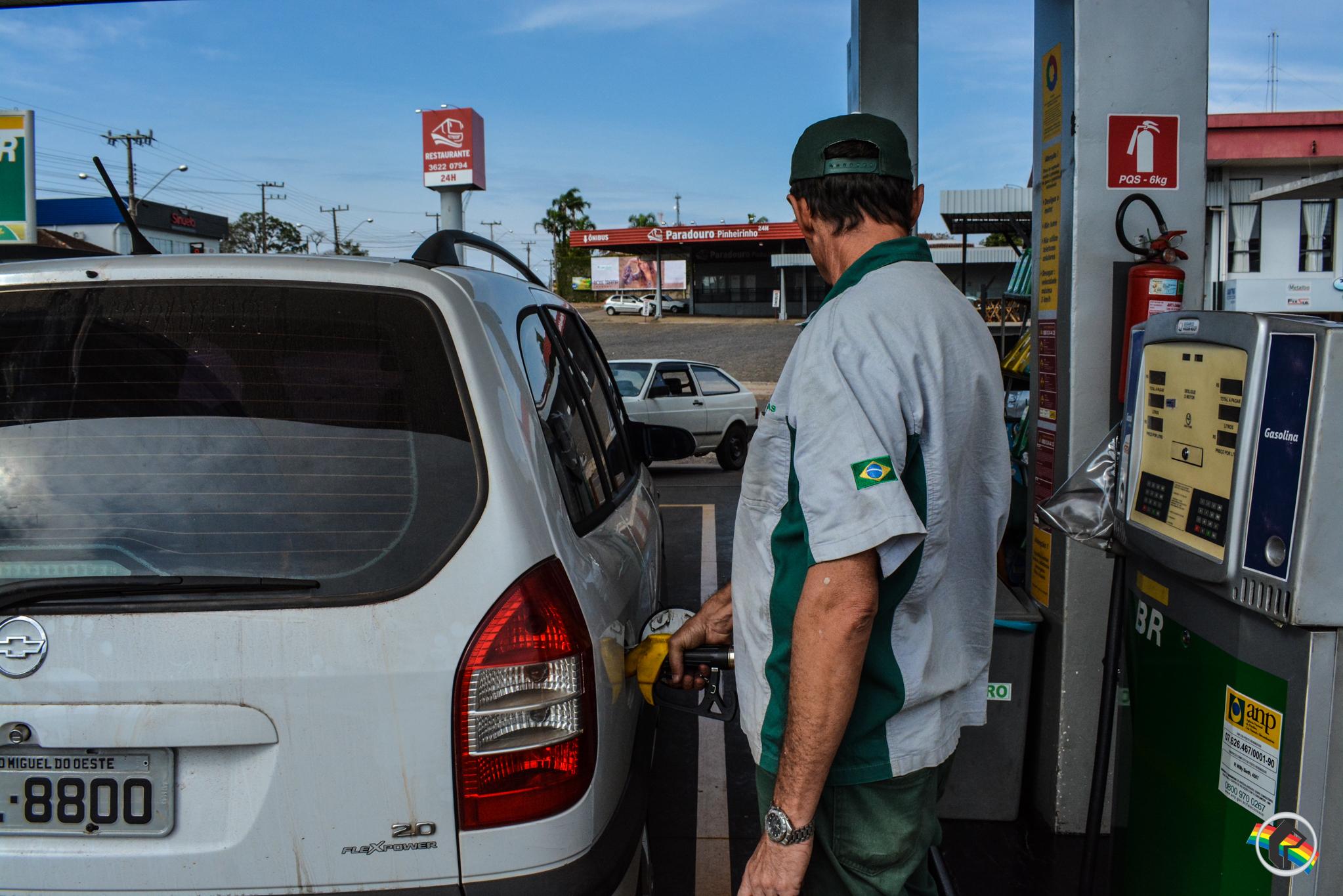 Preço da gasolina tem maior aumento dos últimos três meses em Santa Catarina