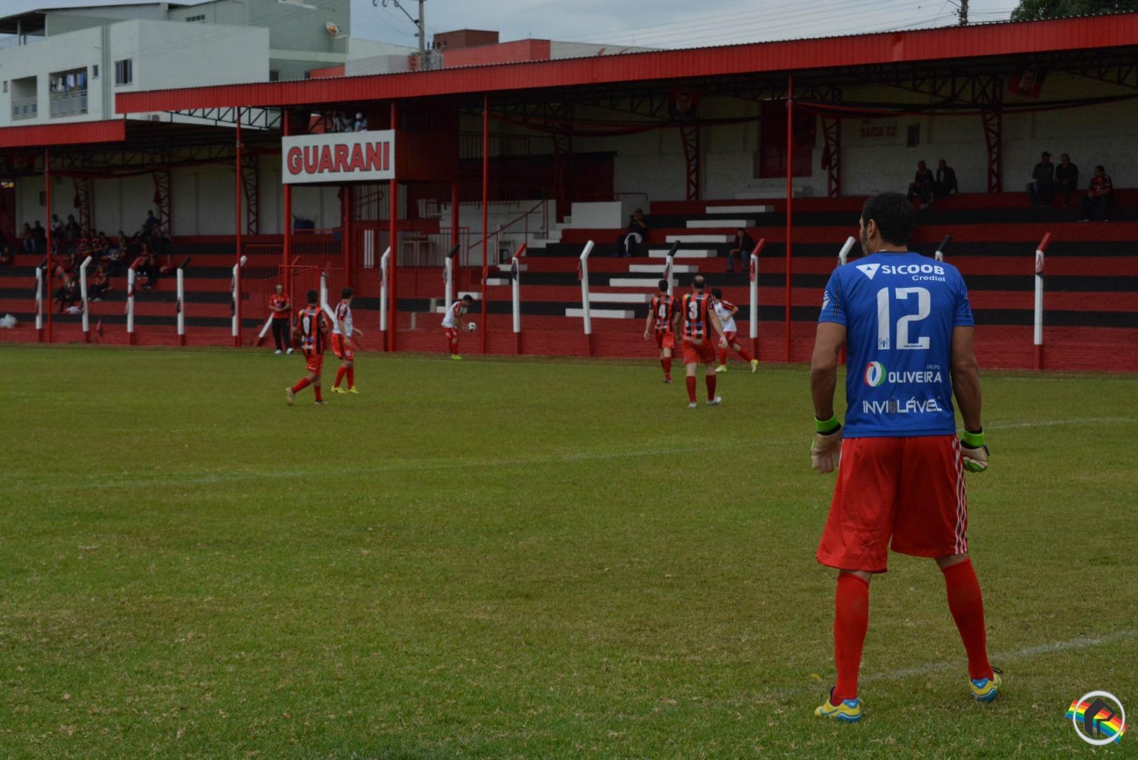 Guarani e CRM empatam em 2 a 2 em amistoso preparativo para o estadual