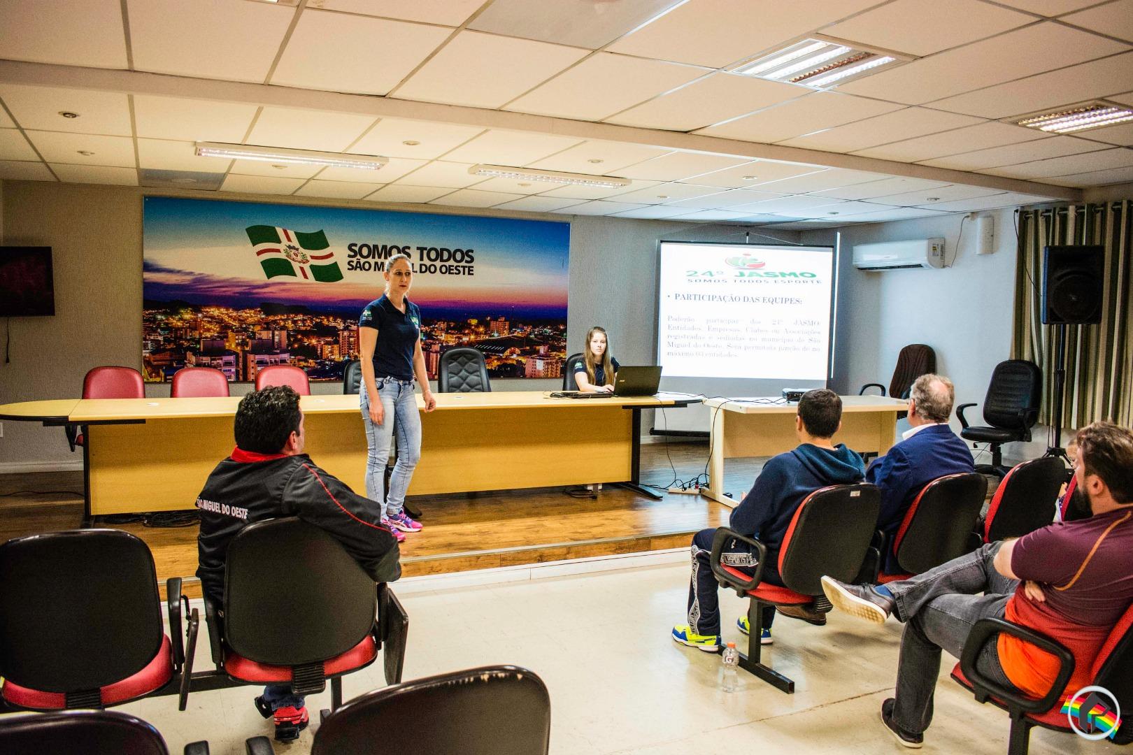 24º Jogos Abertos de São Miguel do Oeste é oficialmente lançado