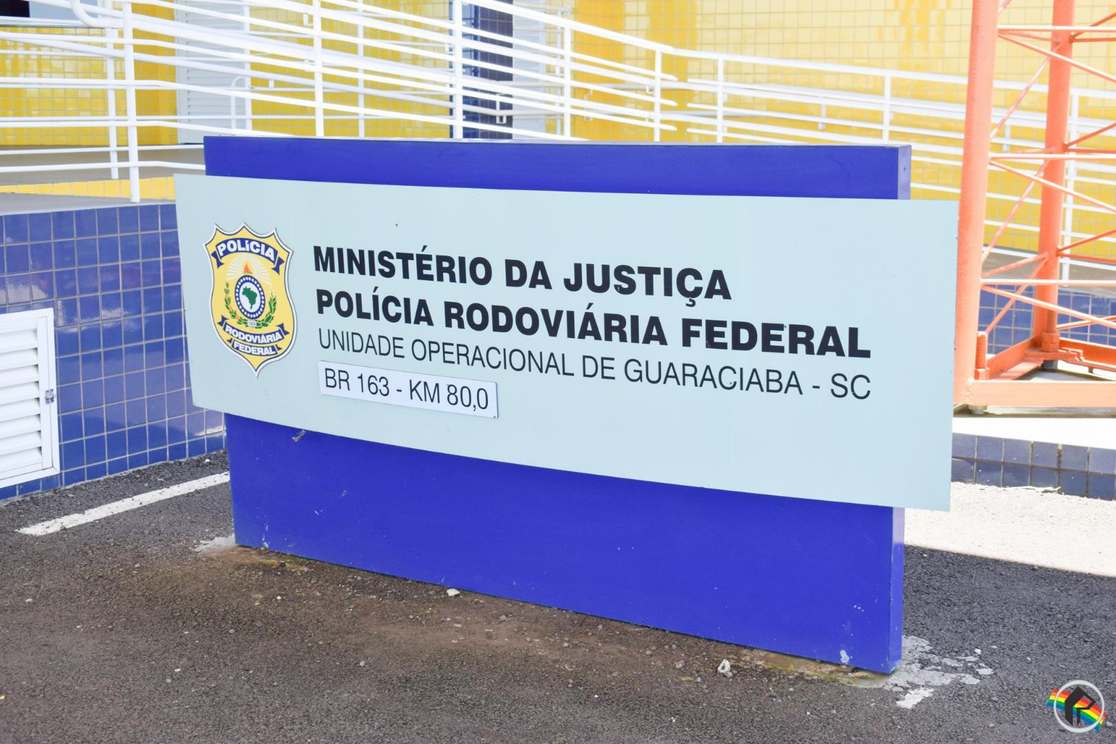 VÍDEO: Posto da PRF em Guaraciaba completa quatro anos de atividades