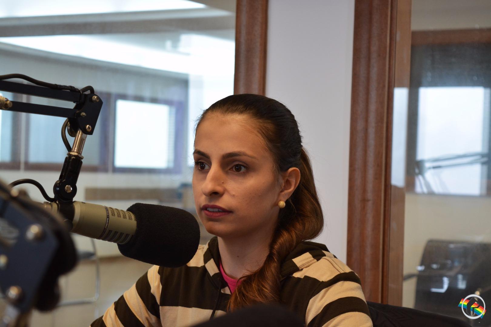 Peperi fala sobre redes sociais e desenvolvimento dos adolescentes