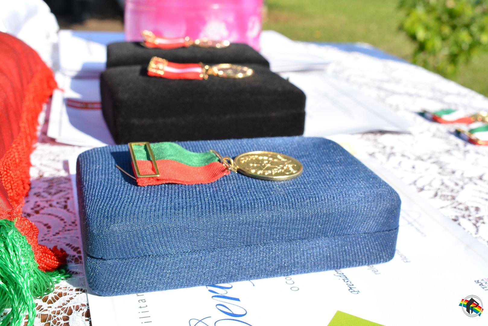 Solenidade de formatura marca os 183 anos da PM em Santa Catarina