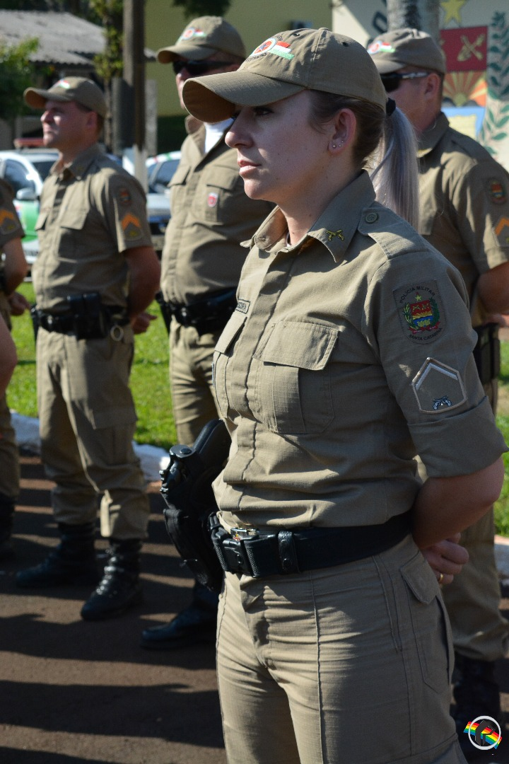 Projeto de Lei quer ampliar vagas para mulheres na Policia Militar